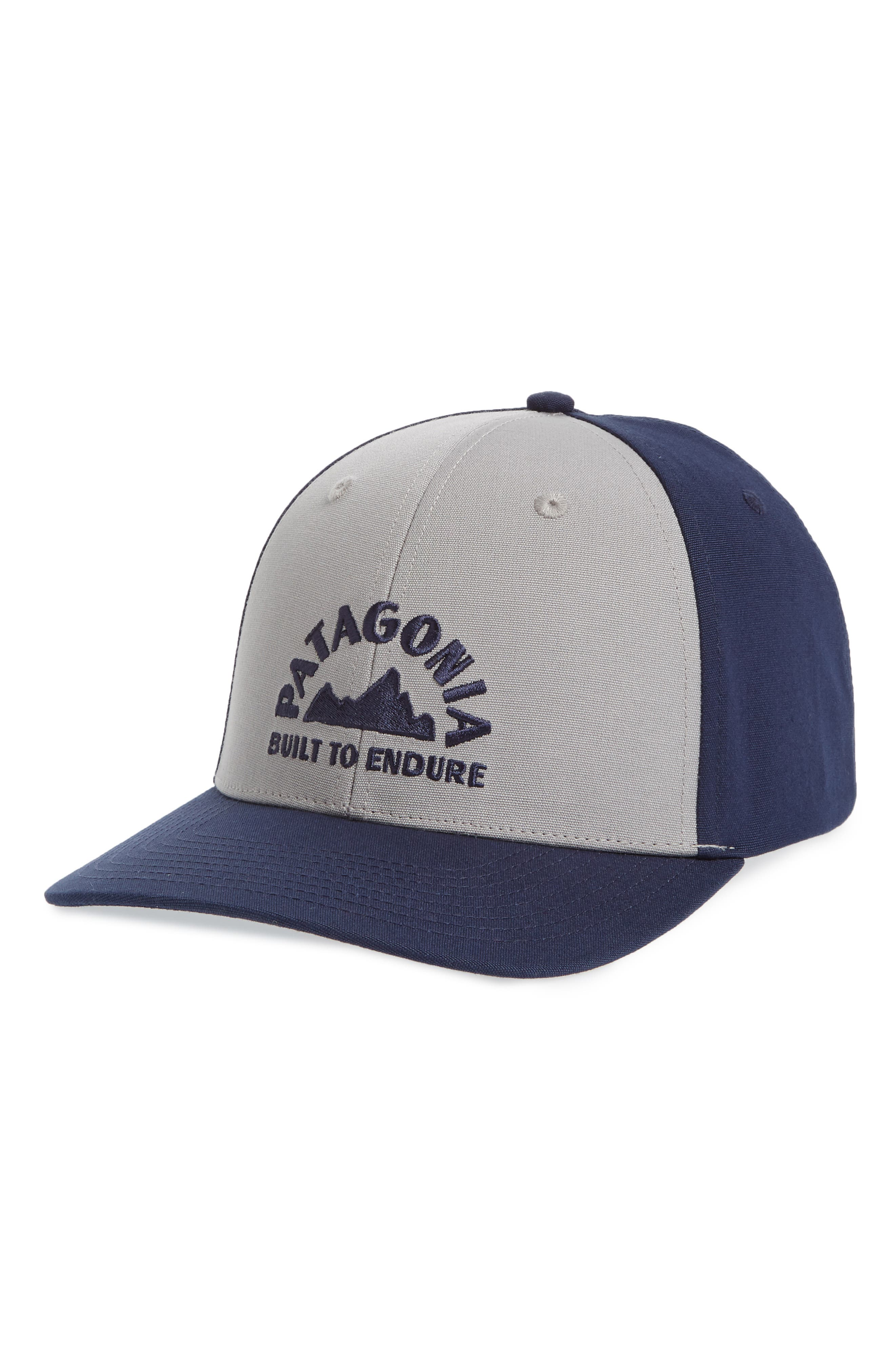 Live Simply Baseball Cap,                         Main,                         color, Drifter Grey