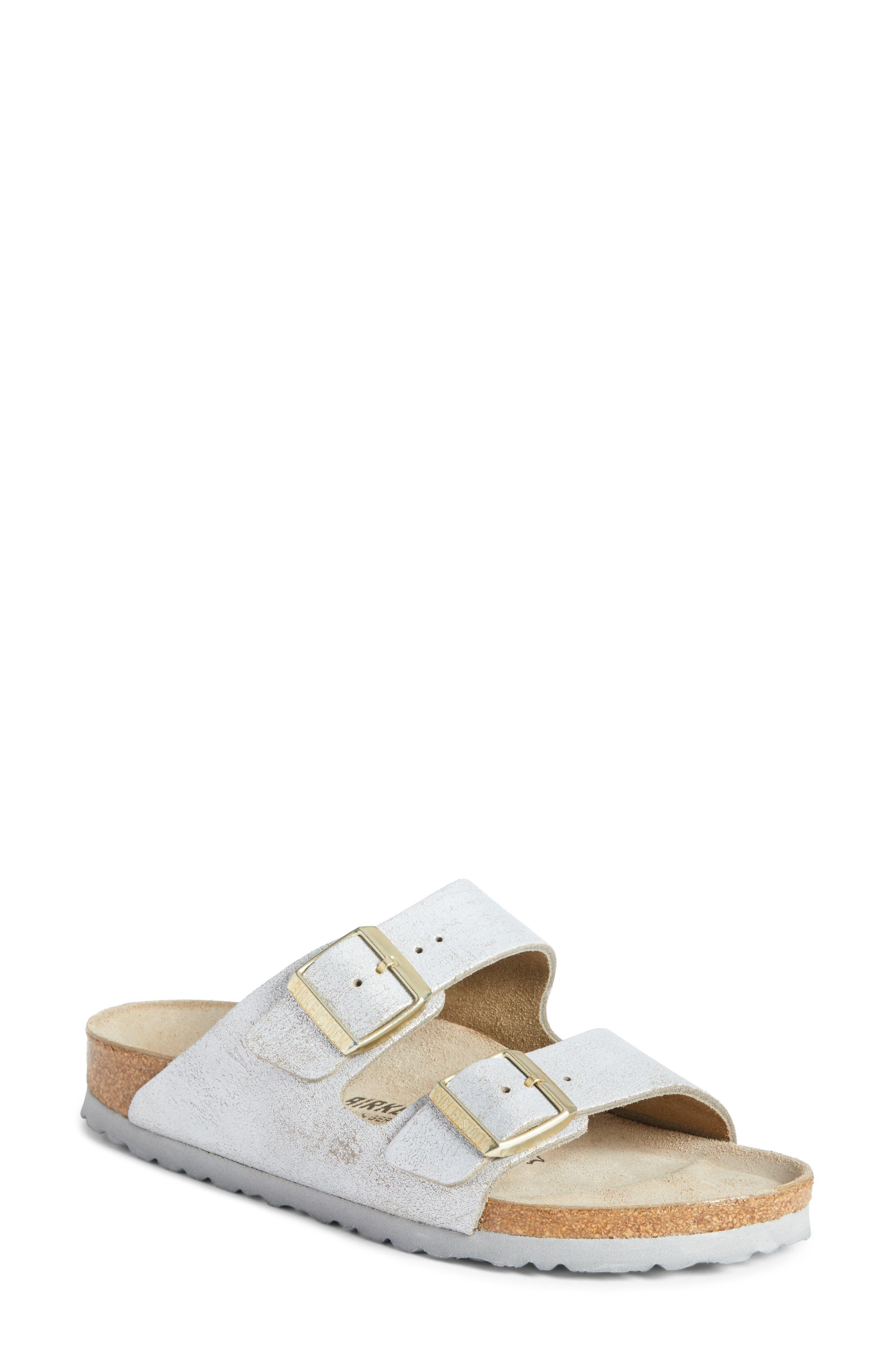 Birkenstock Arizona Soft Footbed Sandal (Women)