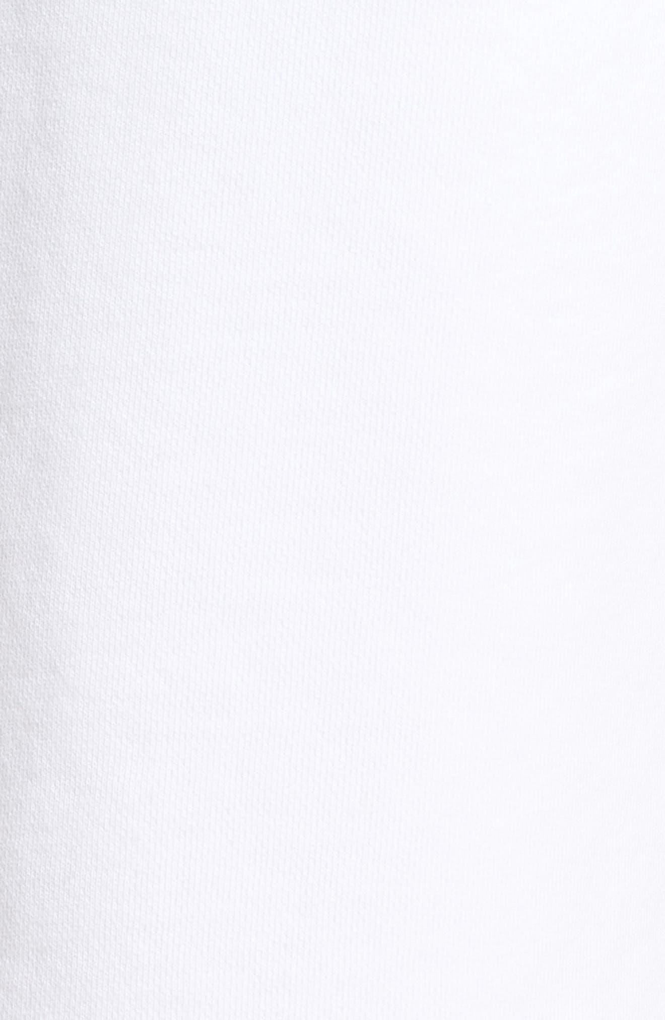 Core Shorts,                             Alternate thumbnail 5, color,                             Soft White