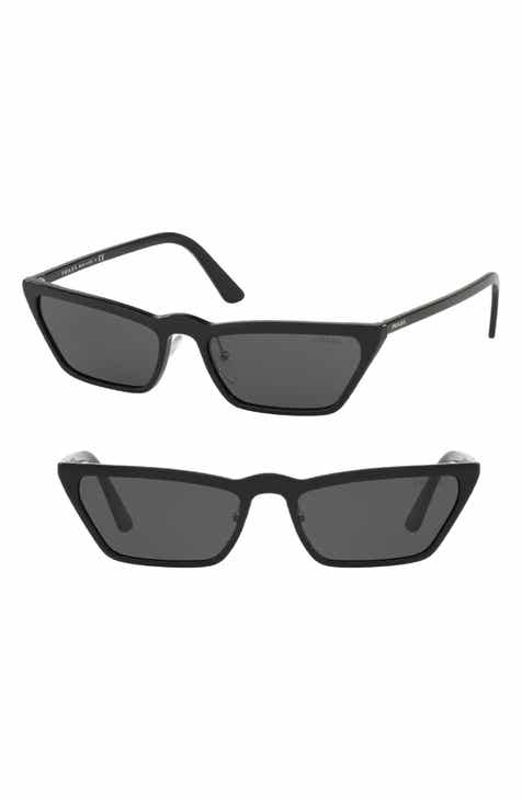 420e7d4d7425 Prada Ultravox 58mm Cat Eye Sunglasses