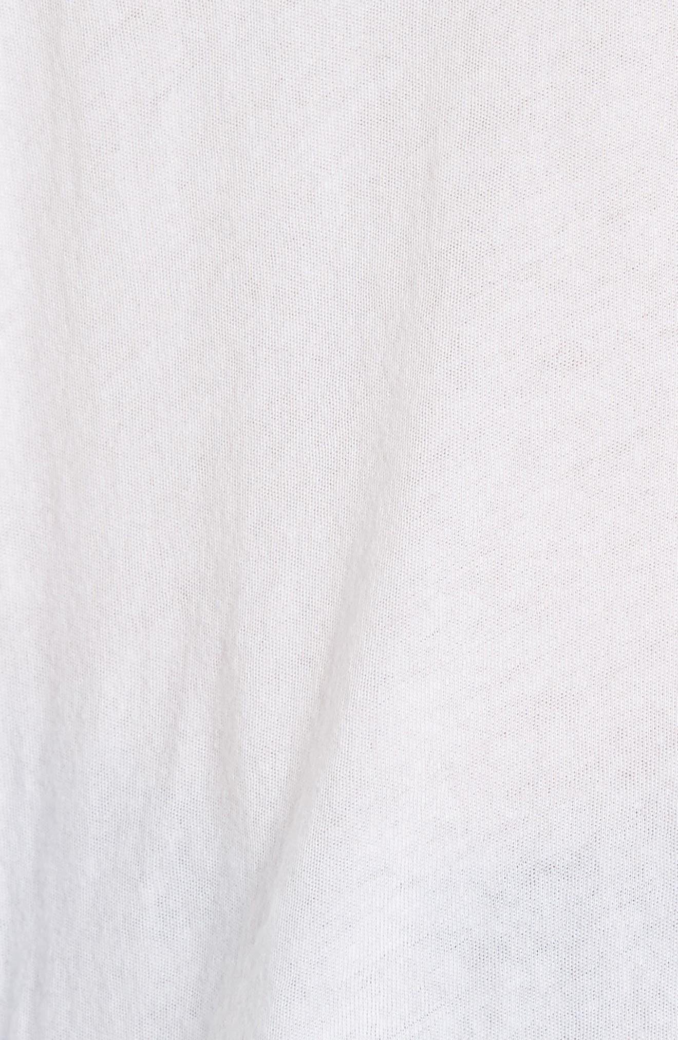 Love More - Samuel Tee,                             Alternate thumbnail 6, color,                             Clean White