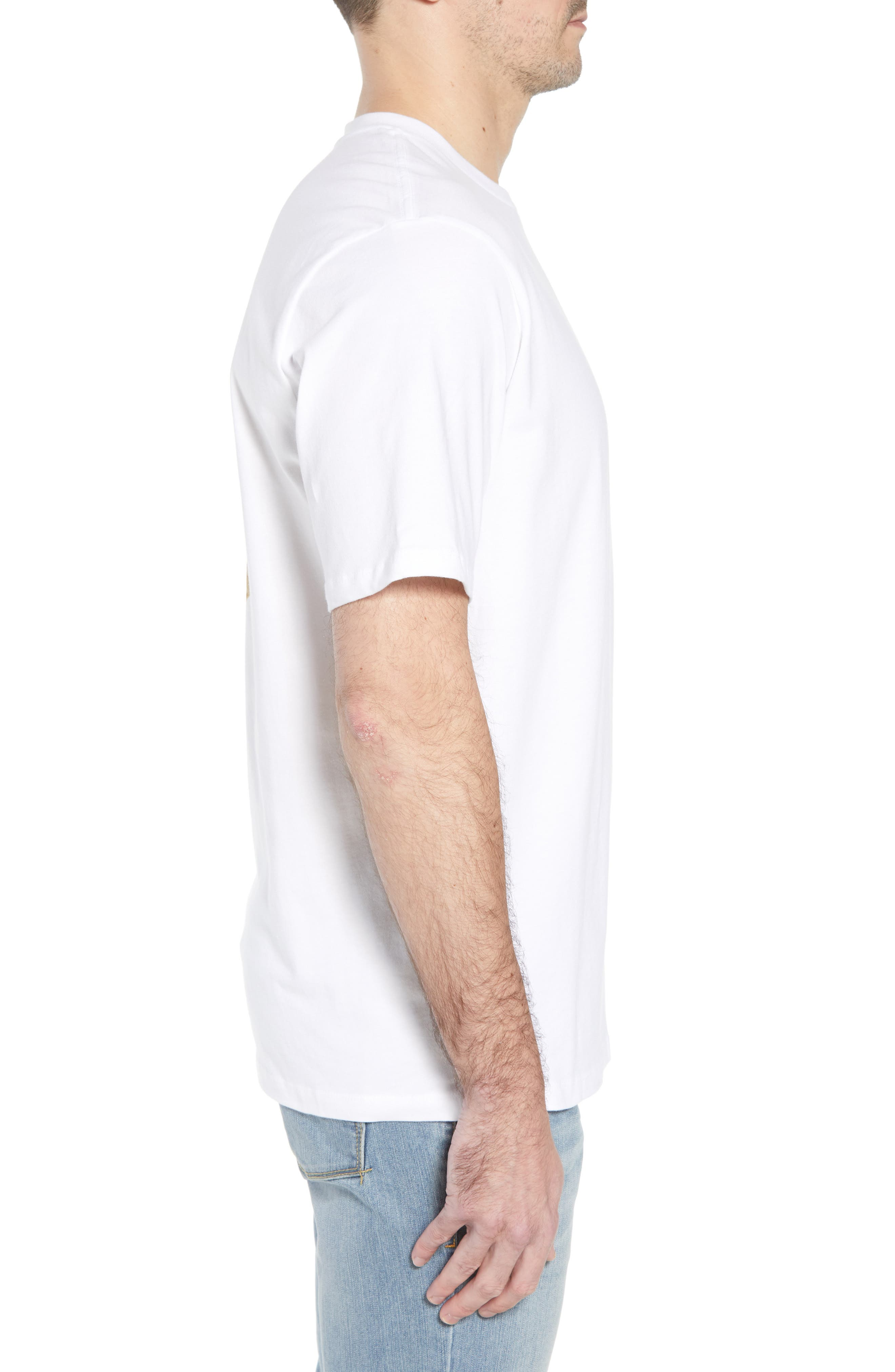 Alternate Image 3  - Tommy Bahama Live the Island Life Graphic T-Shirt