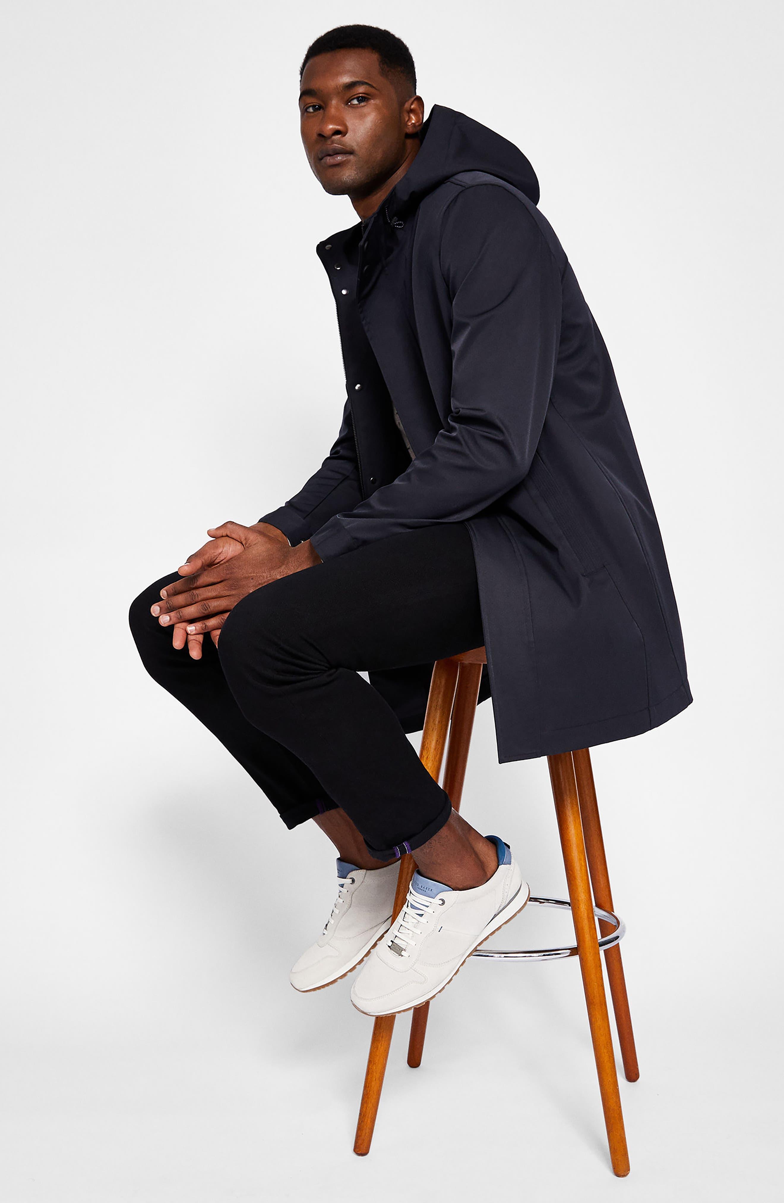 Alternate Image 4  - Ted Baker London Vernett Hooded Jacket