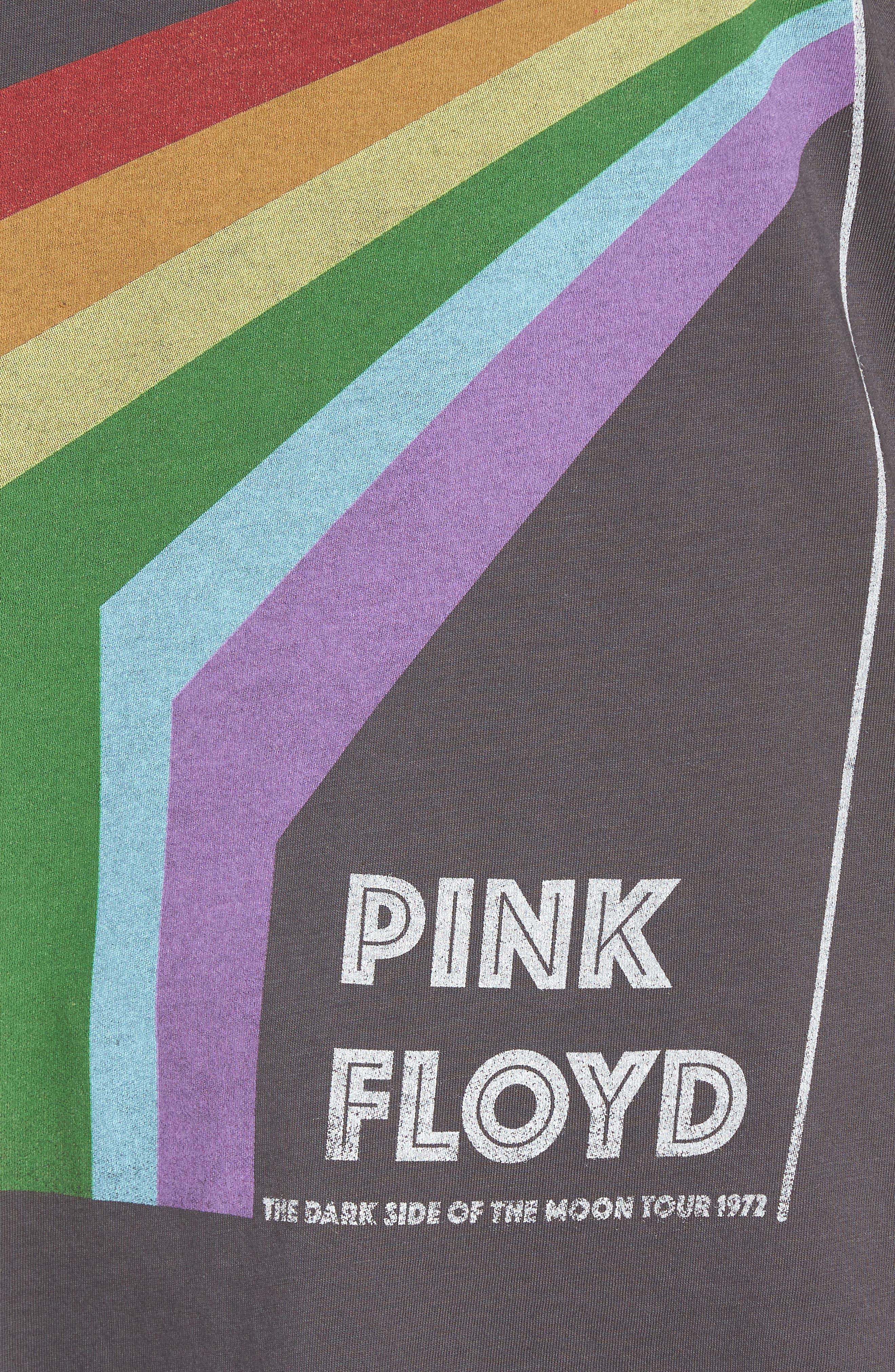 Pink Floyd Tank,                             Alternate thumbnail 6, color,                             Faded Black