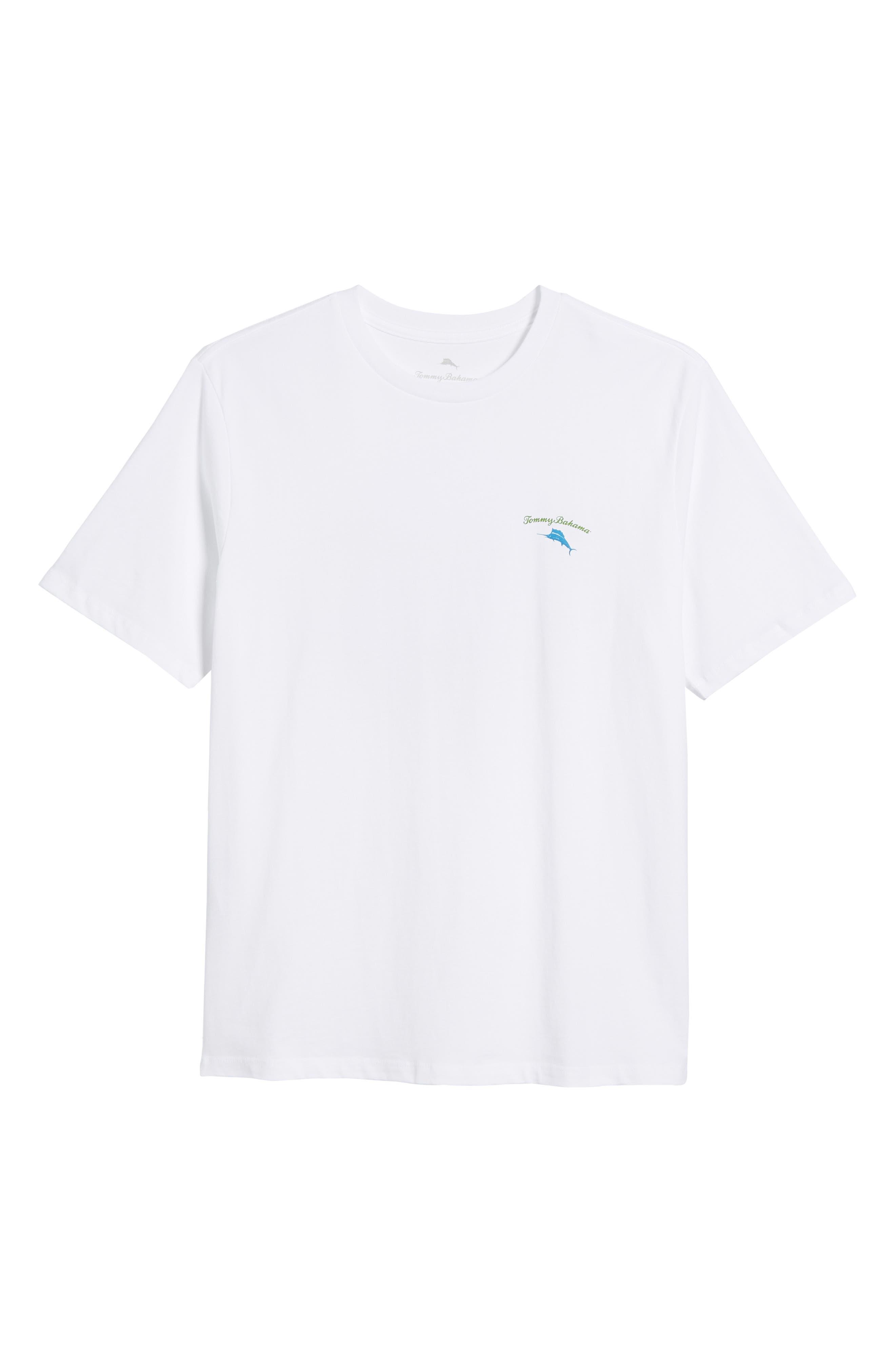 Alternate Image 6  - Tommy Bahama Live the Island Life Graphic T-Shirt