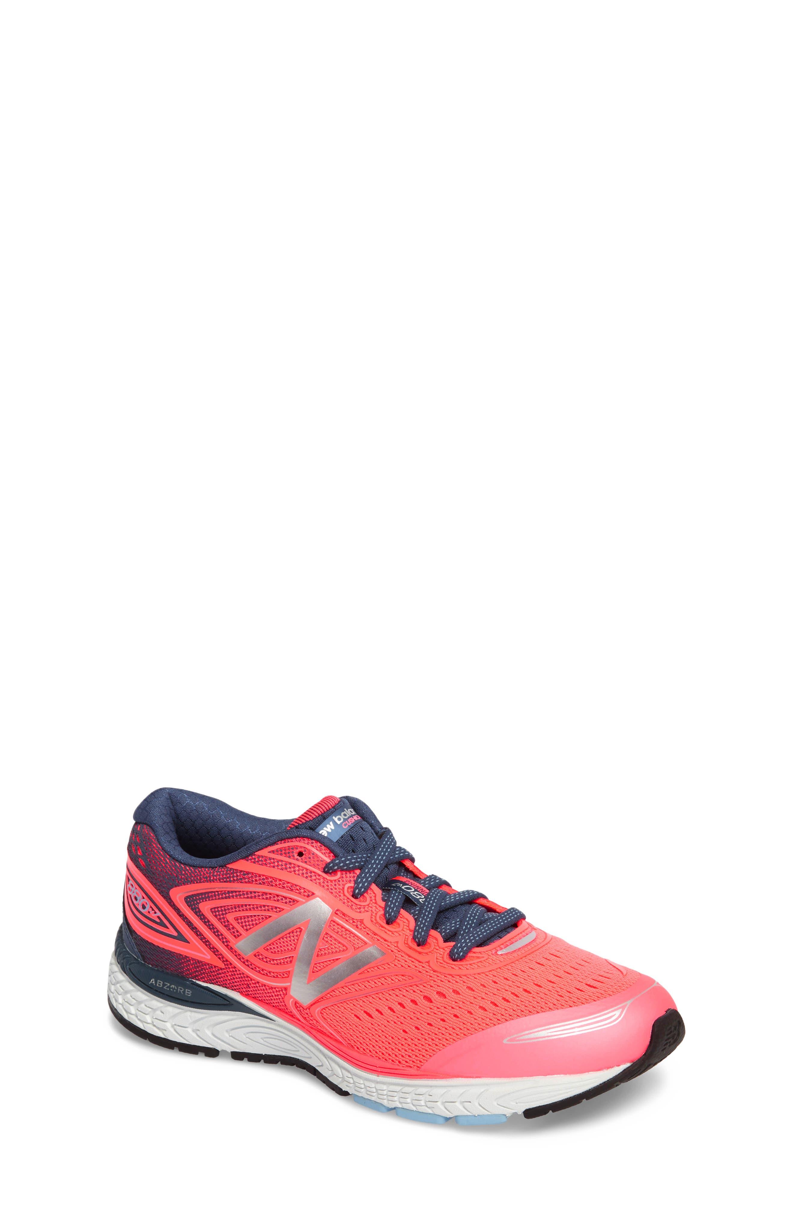 880v7 Sneaker,                         Main,                         color, Guava
