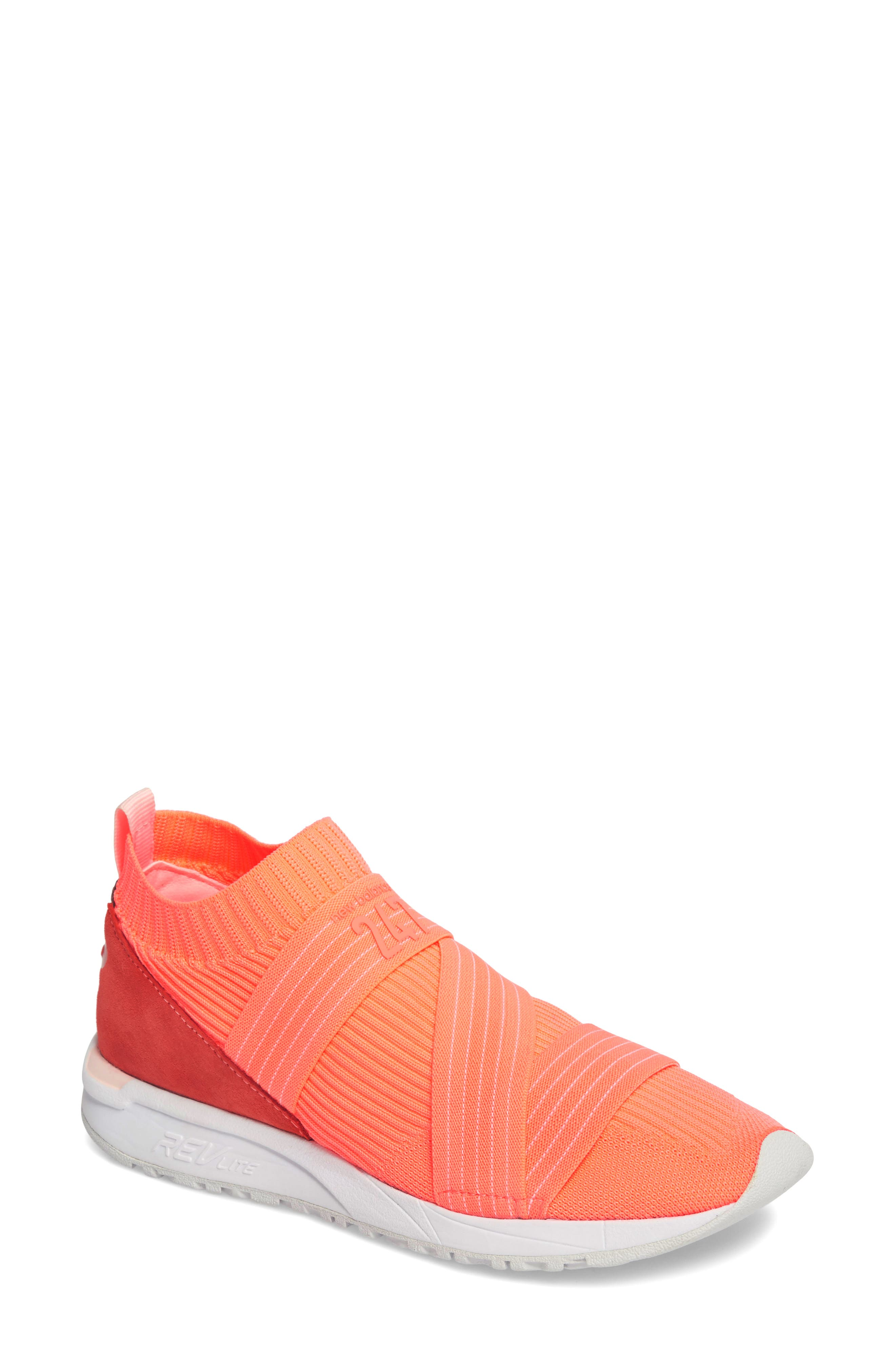 247 Knit Sneaker,                         Main,                         color, Fiji