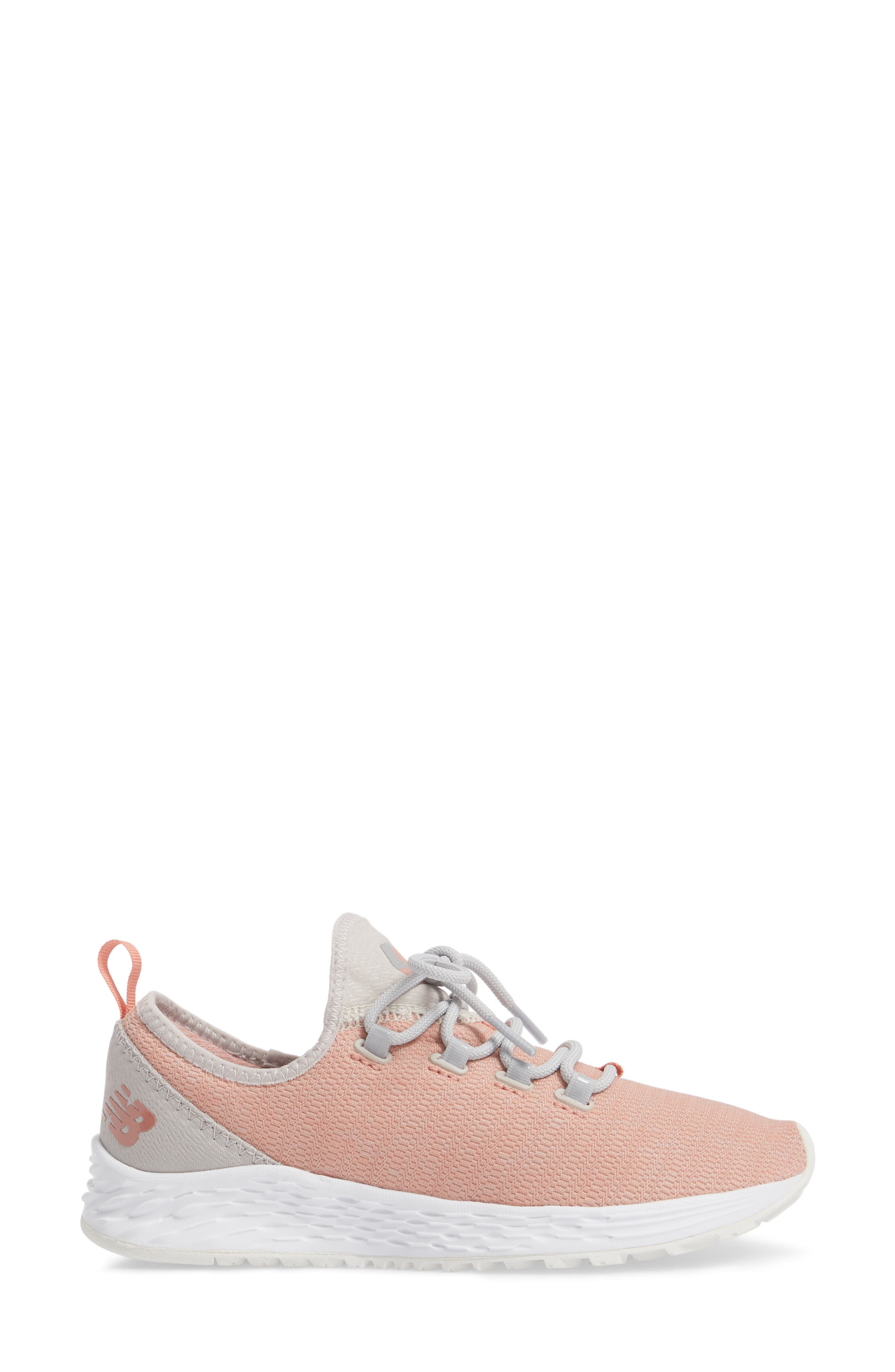 Fresh Foam Arishi Running Shoe,                             Alternate thumbnail 3, color,                             Dusted Peach