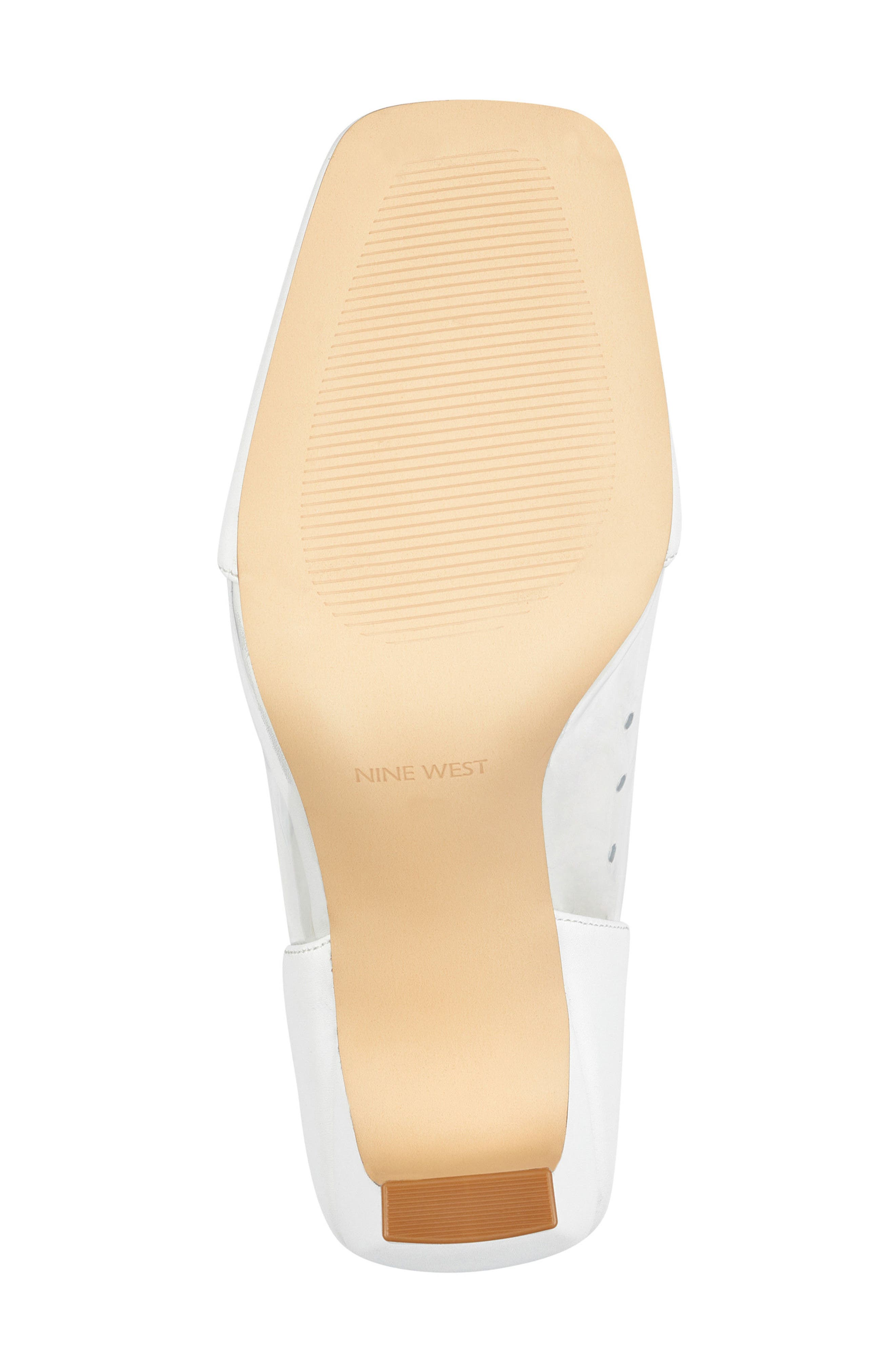 Quitend Boot,                             Alternate thumbnail 6, color,                             Clear/ White
