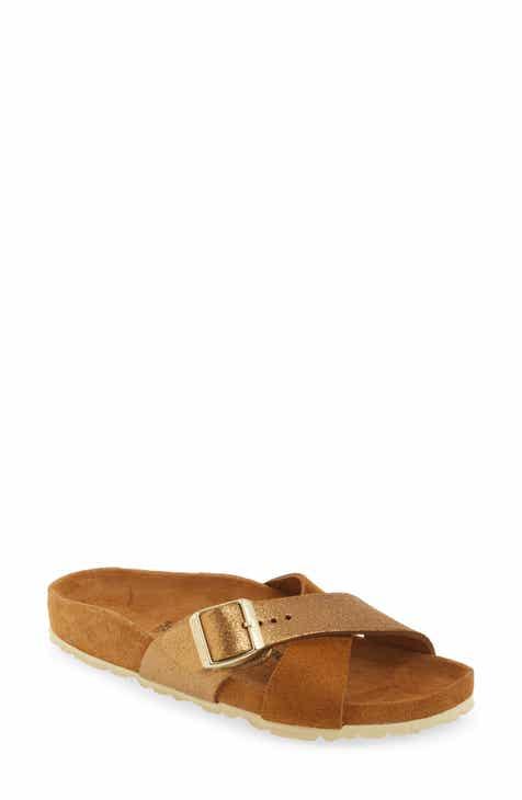 Birkenstock Siena Exquisite Slide Sandal (Women) 3fd5e73589