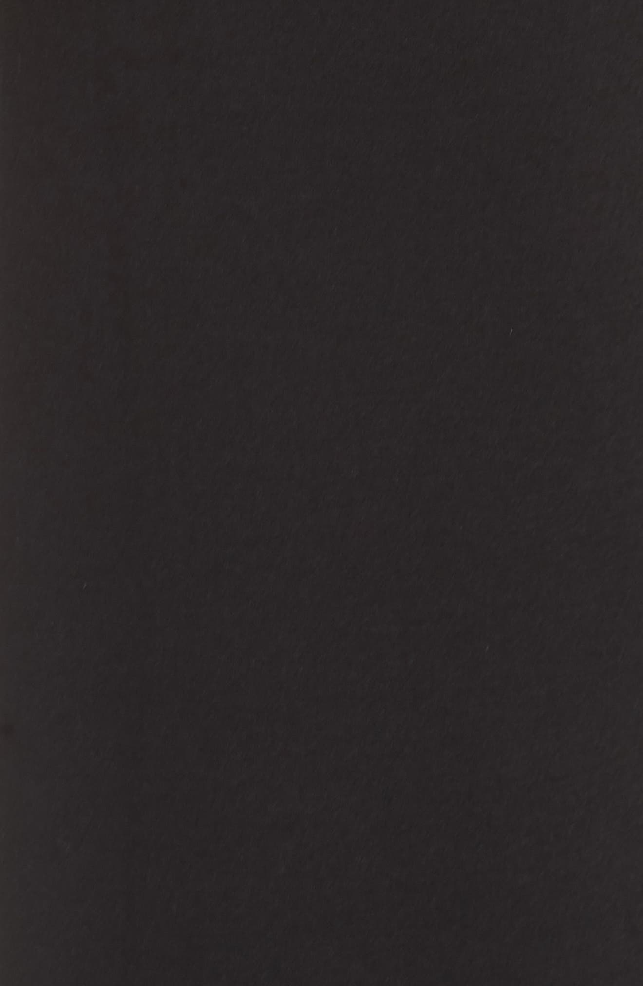 Print Palazzo Pants,                             Alternate thumbnail 6, color,                             Black