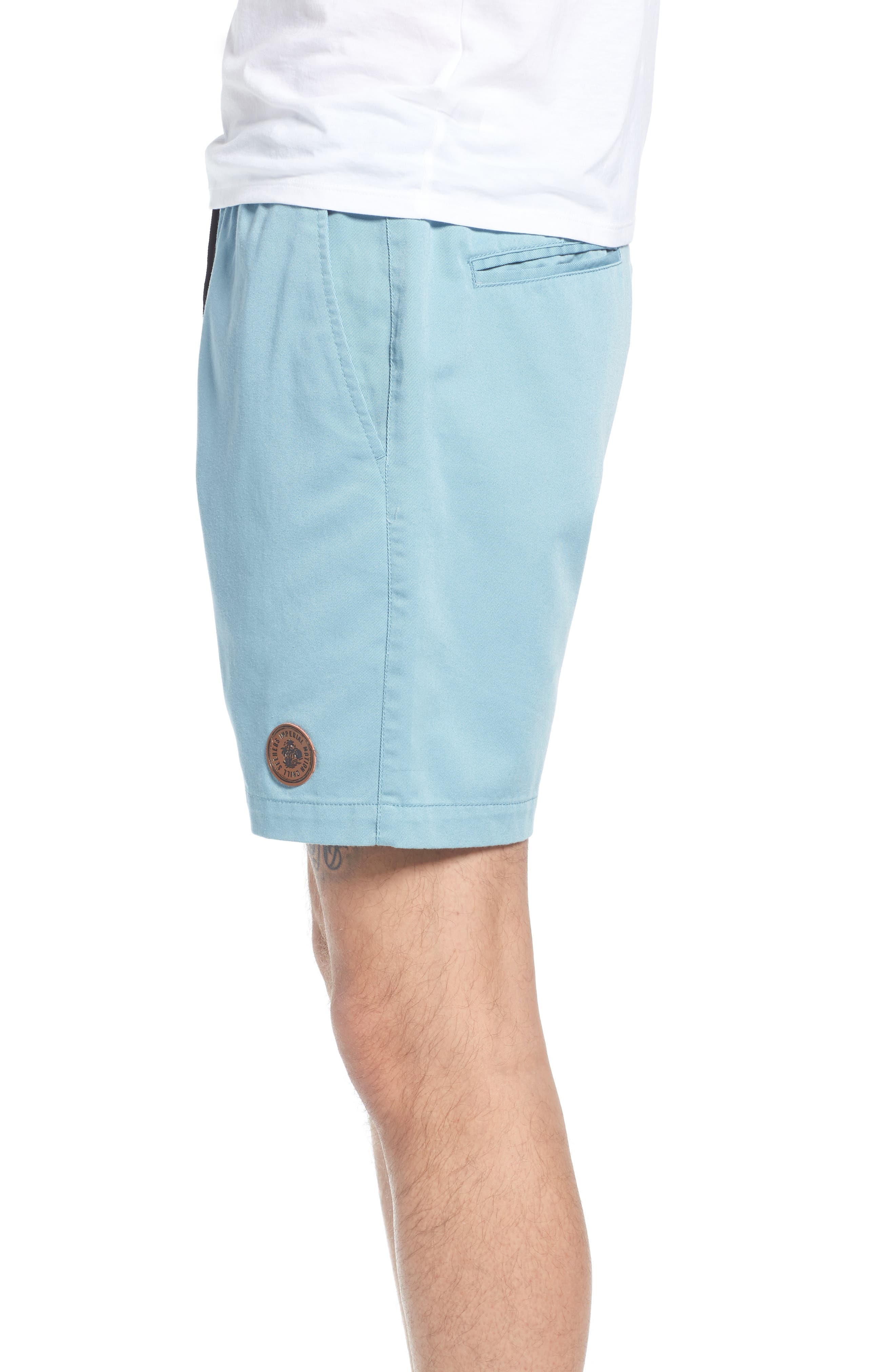Seeker Shorts,                             Alternate thumbnail 3, color,                             Light Blue