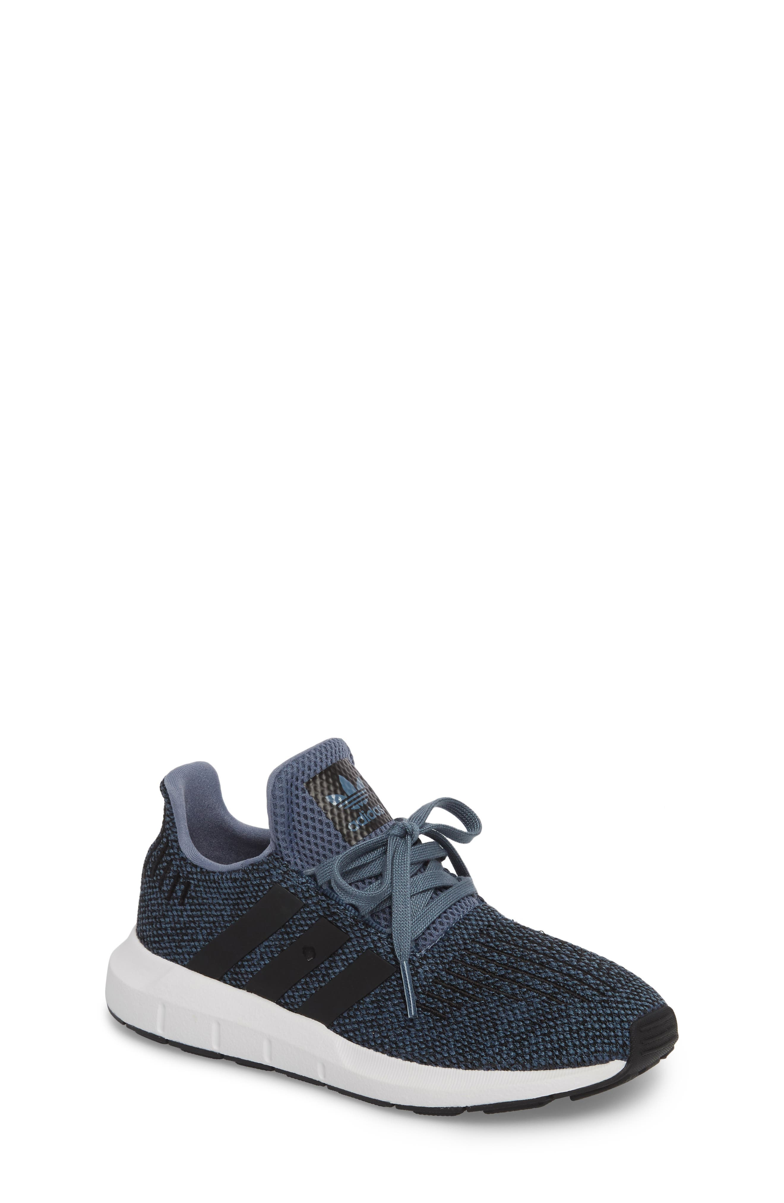 adidas Swift Run J Sneaker (Baby, Walker, Toddler, Little Kid & Big