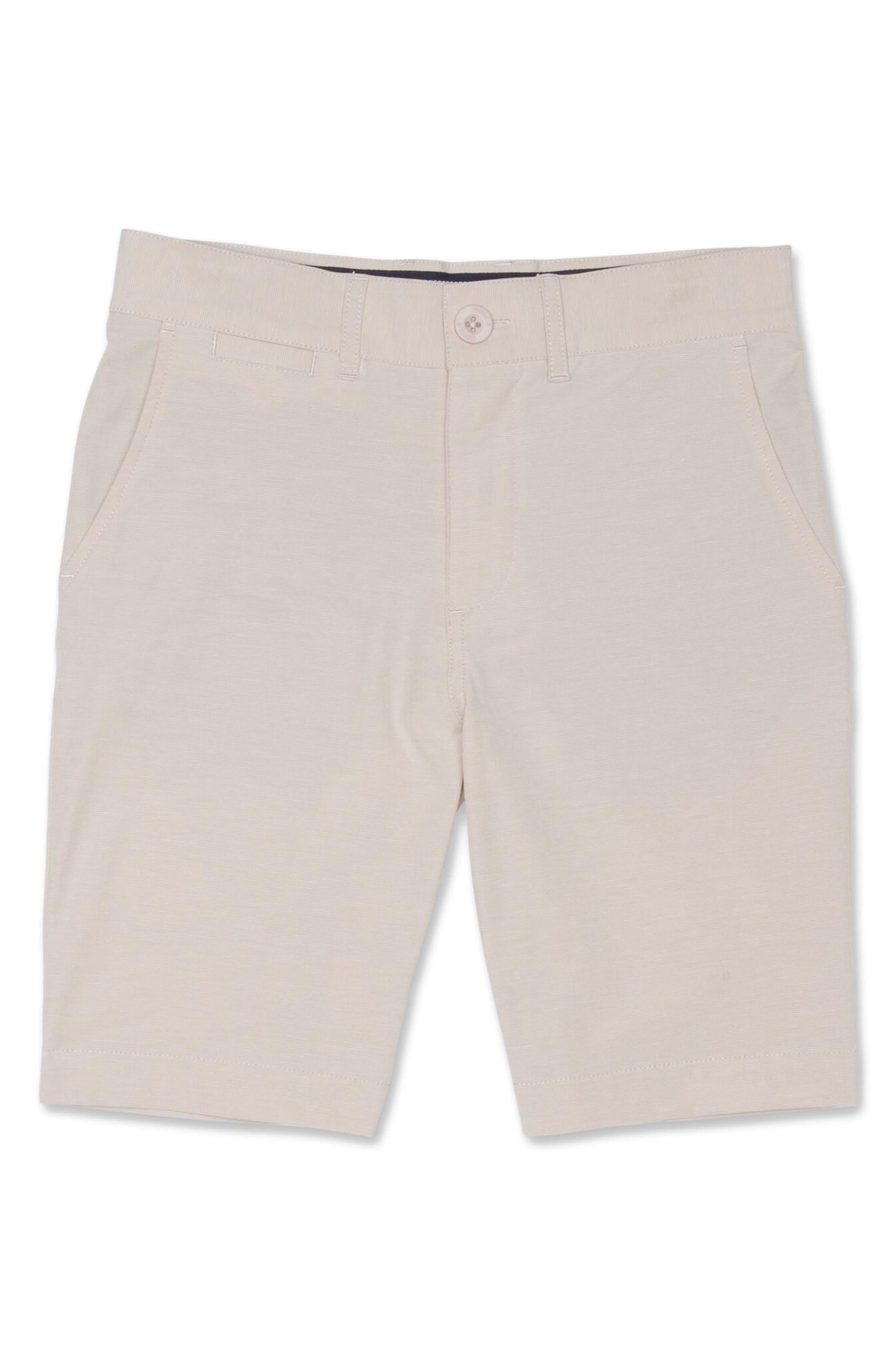 Alternate Image 1 Selected - johnnie-o Wyatt Shorts (Big Boys)