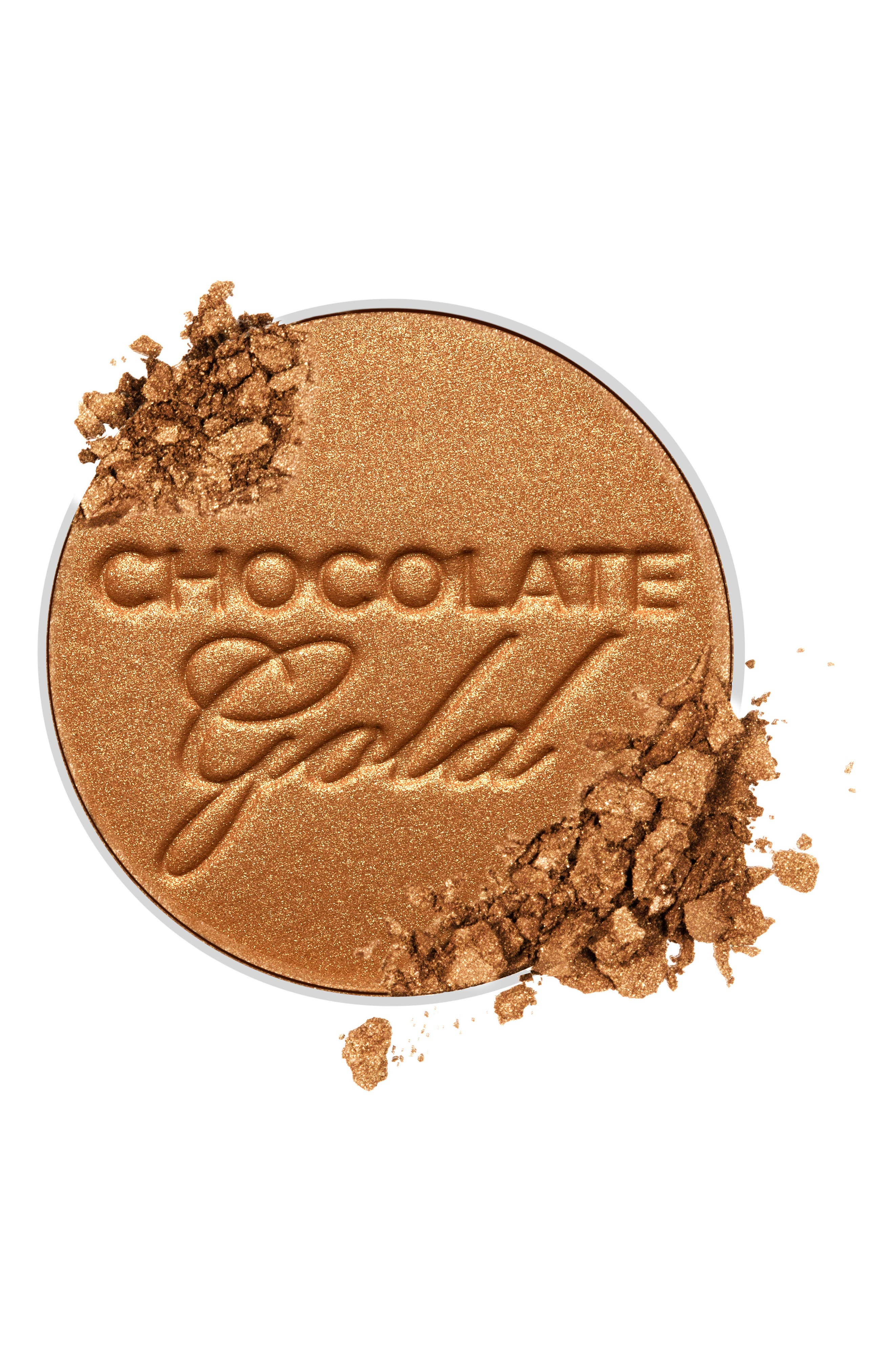 Chocolate Gold Soleil Bronzer,                             Alternate thumbnail 4, color,                             Chocolate Gold Soleil