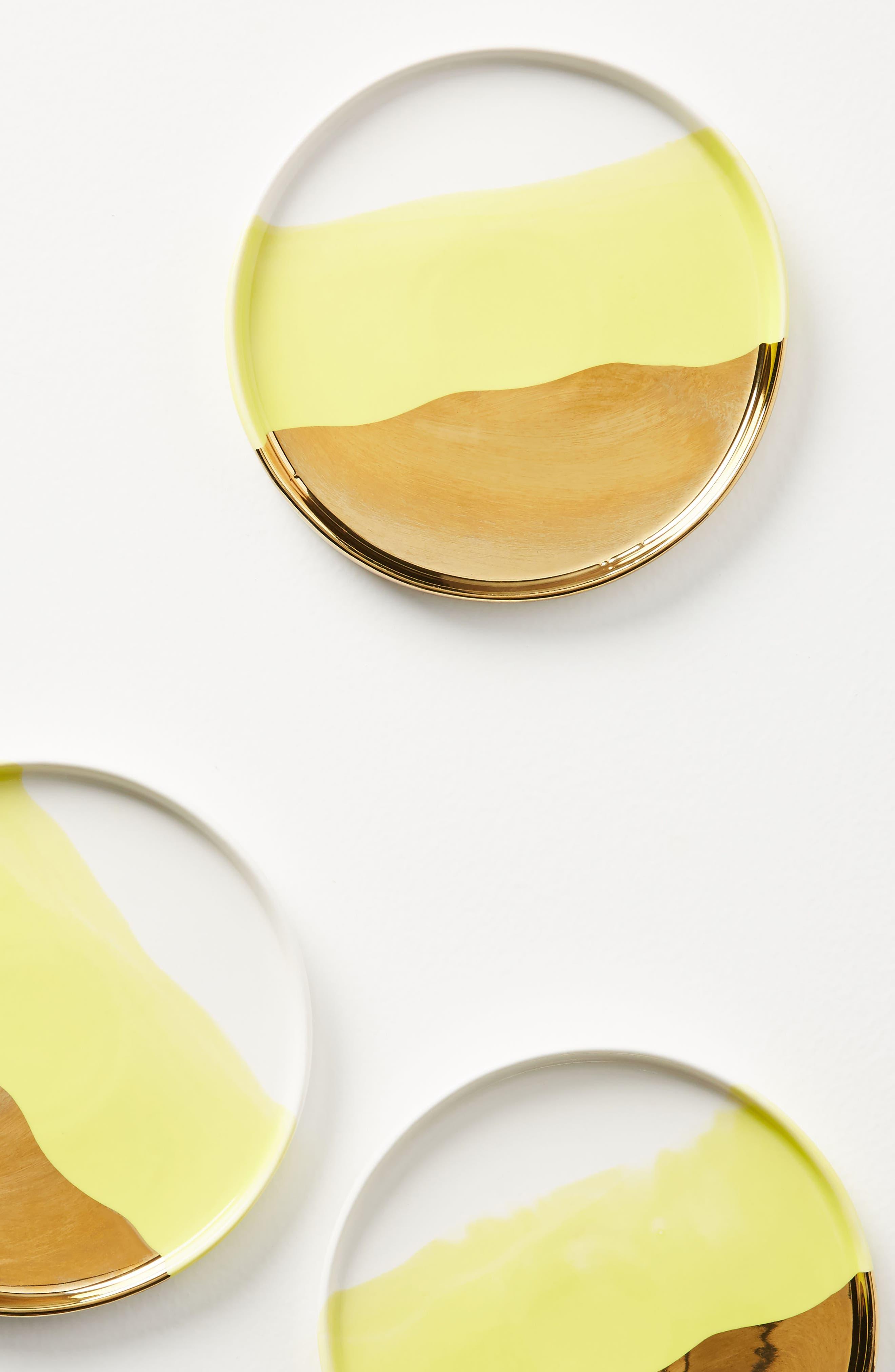 Tamatoa Side Plate,                             Alternate thumbnail 4, color,                             Chartreuse