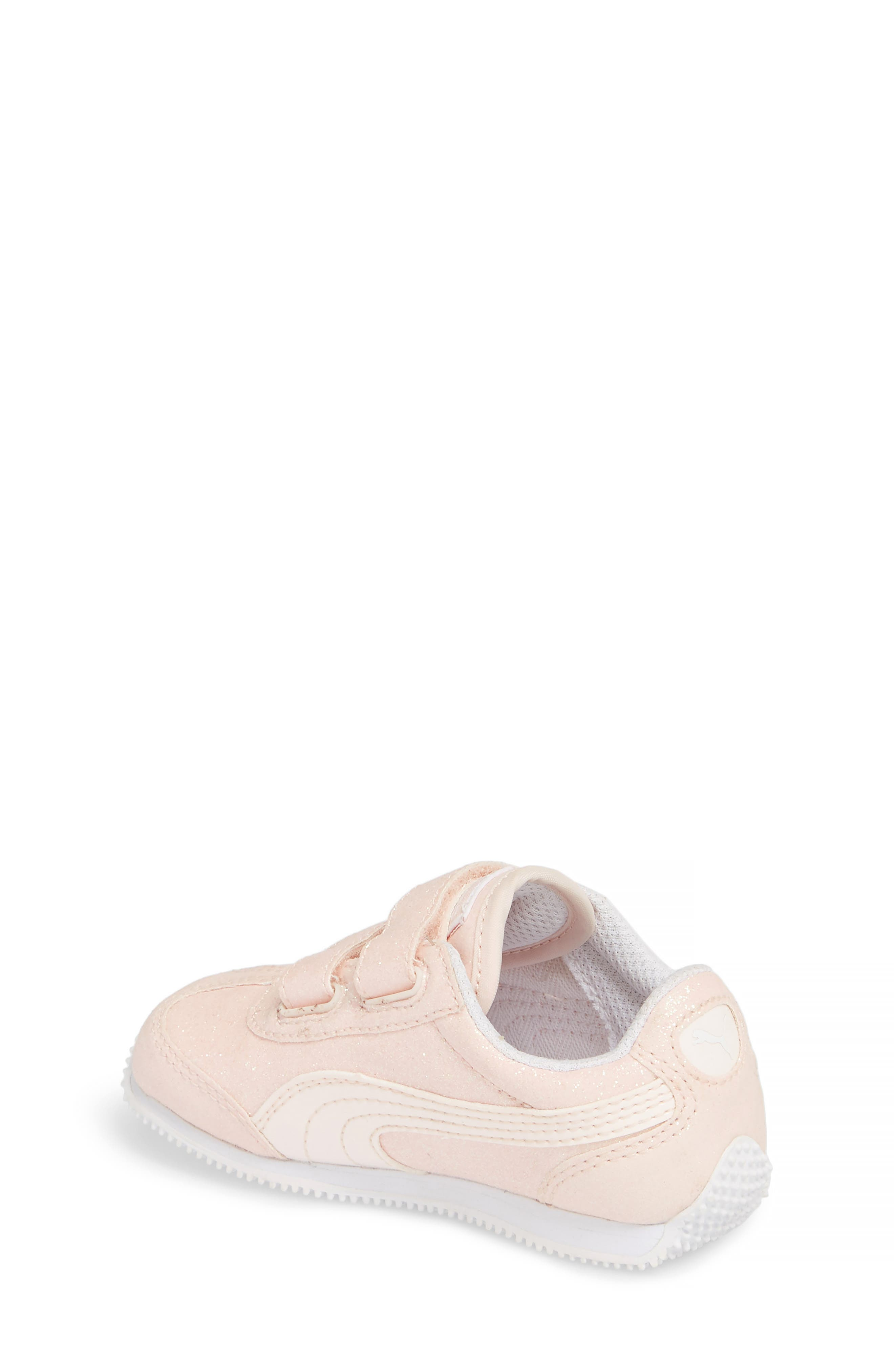 Whirlwind Glitz Sneaker,                             Alternate thumbnail 2, color,                             Pearl/ Puma White