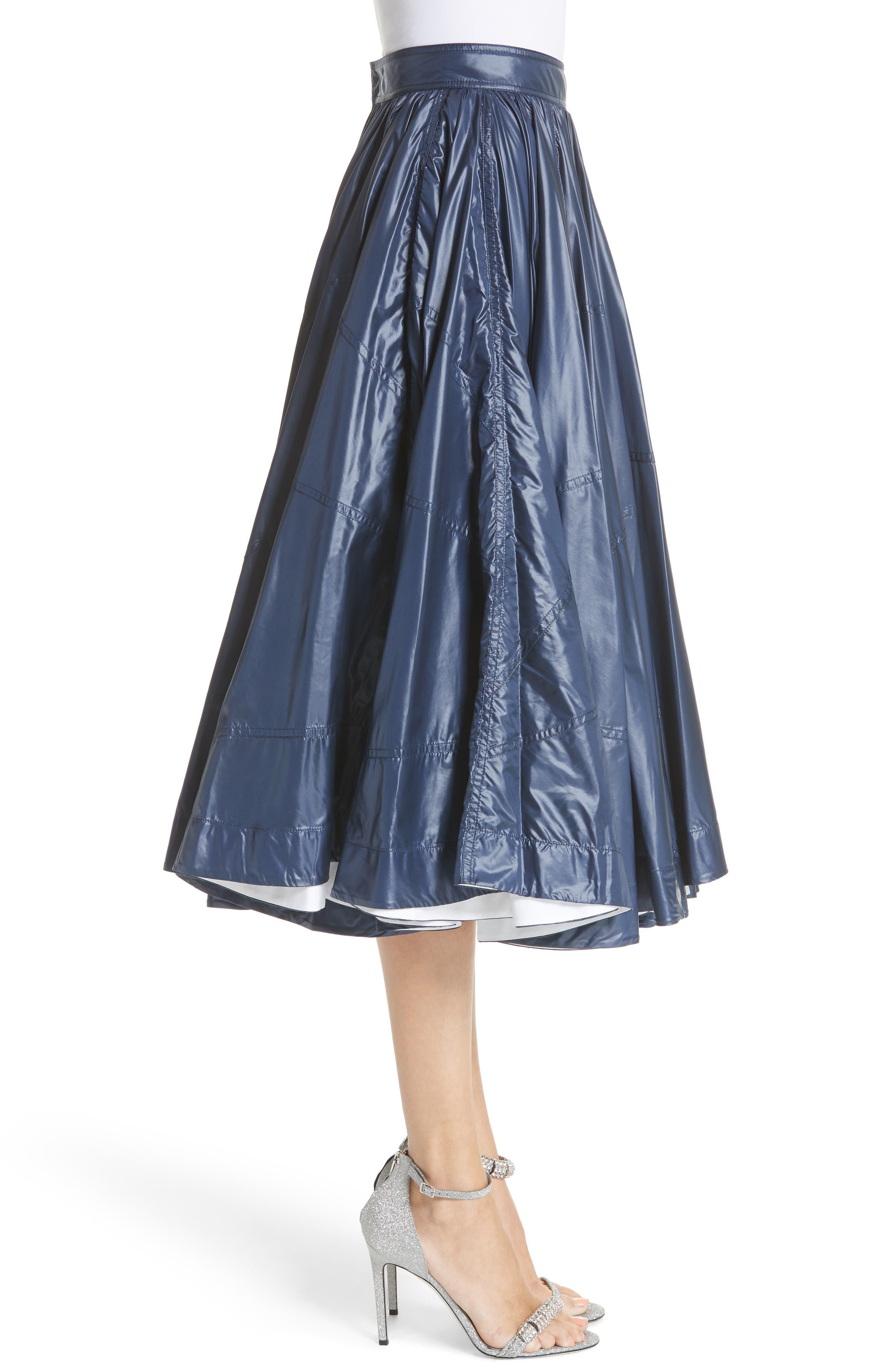 Nylon Tent Skirt,                             Alternate thumbnail 3, color,                             Marine