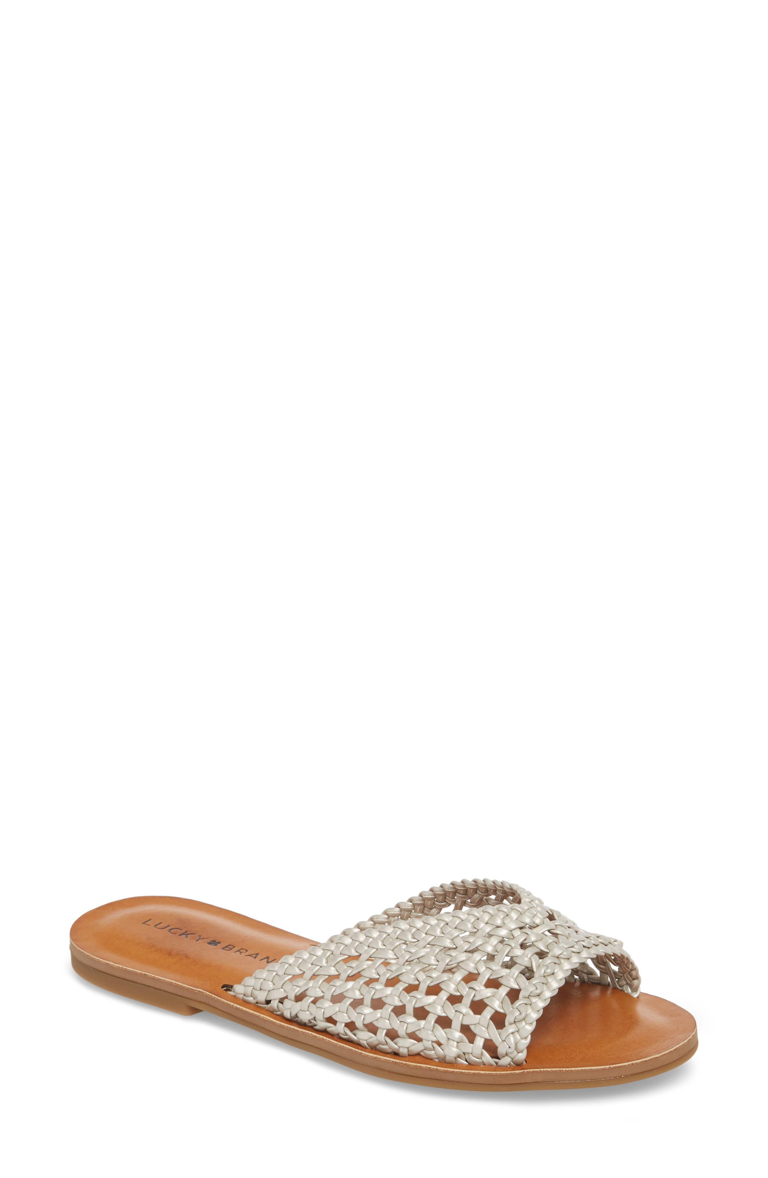 Lucky Brand Adola Slide Sandal (Women)