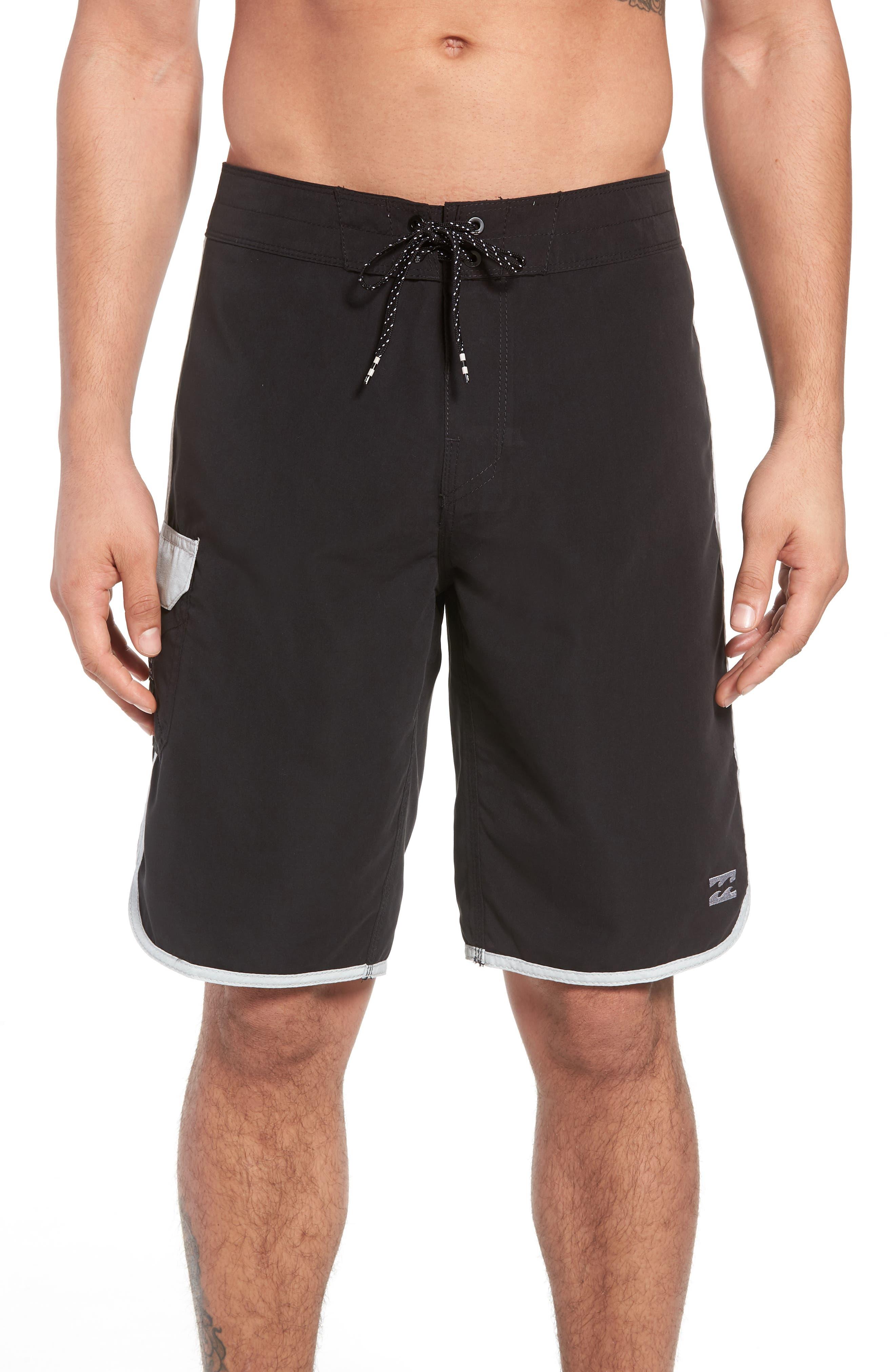 73 OG Board Shorts,                         Main,                         color, Black