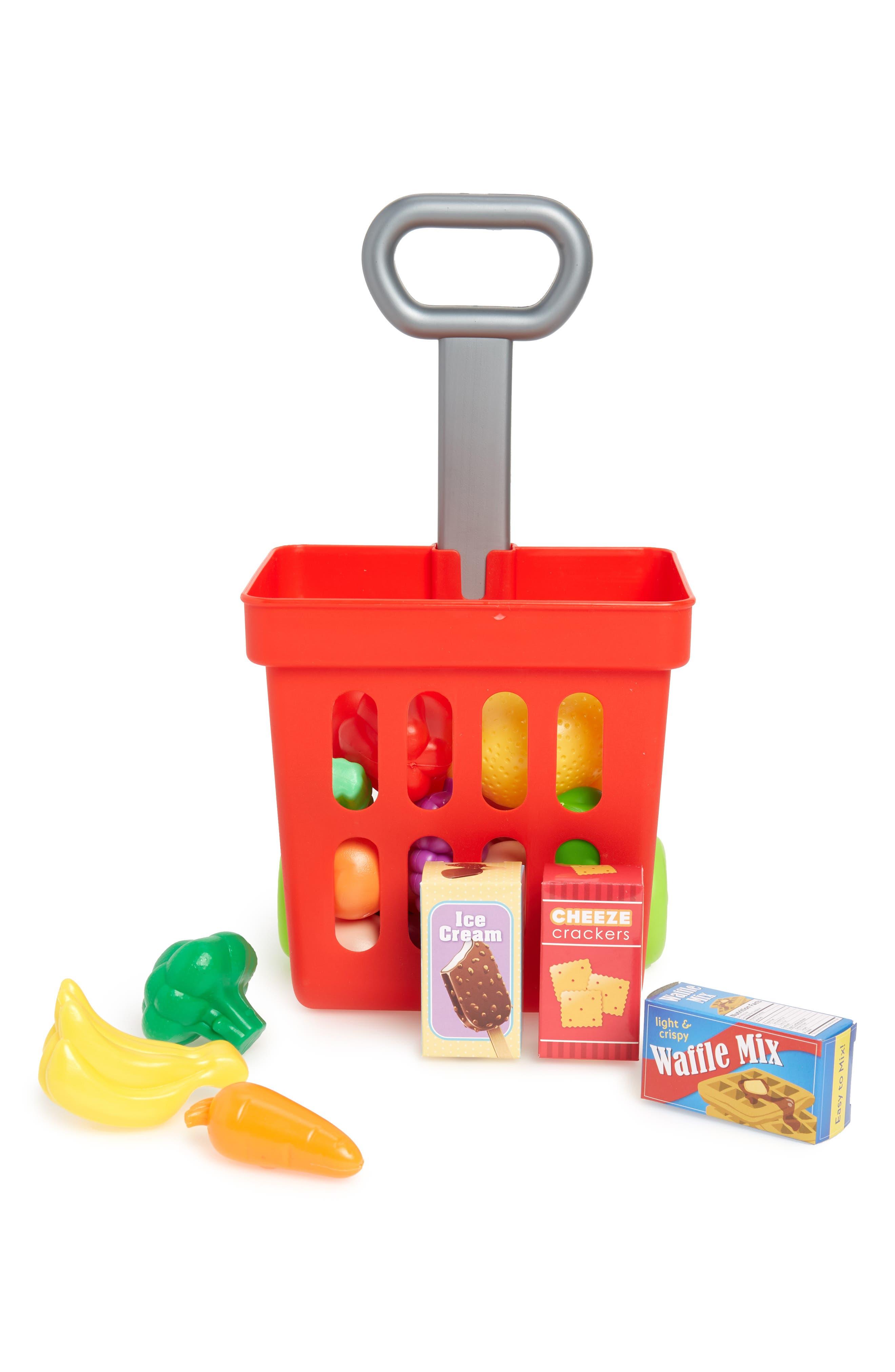 Toysmith Grocery Shopping Set