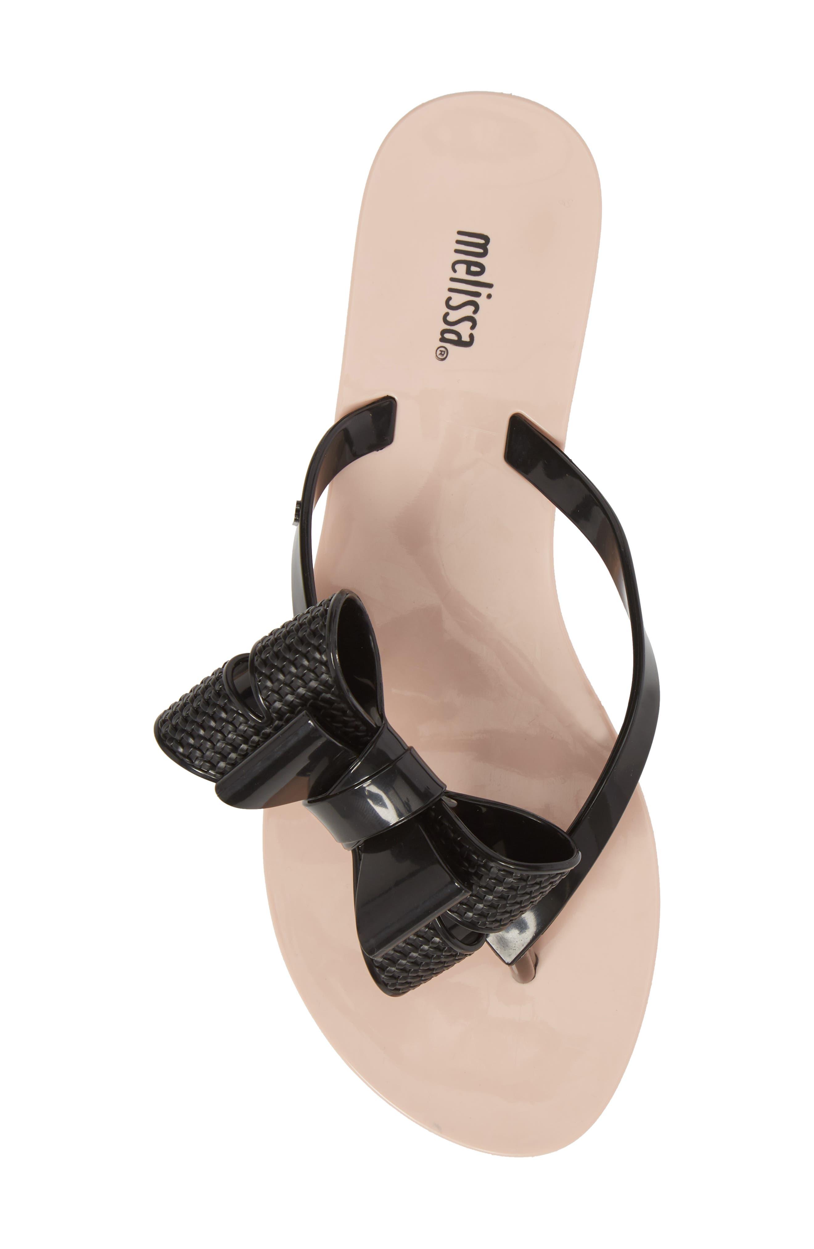 Alternate Image 5  - Melissa Harmonic Bow III Flip Flop (Women)