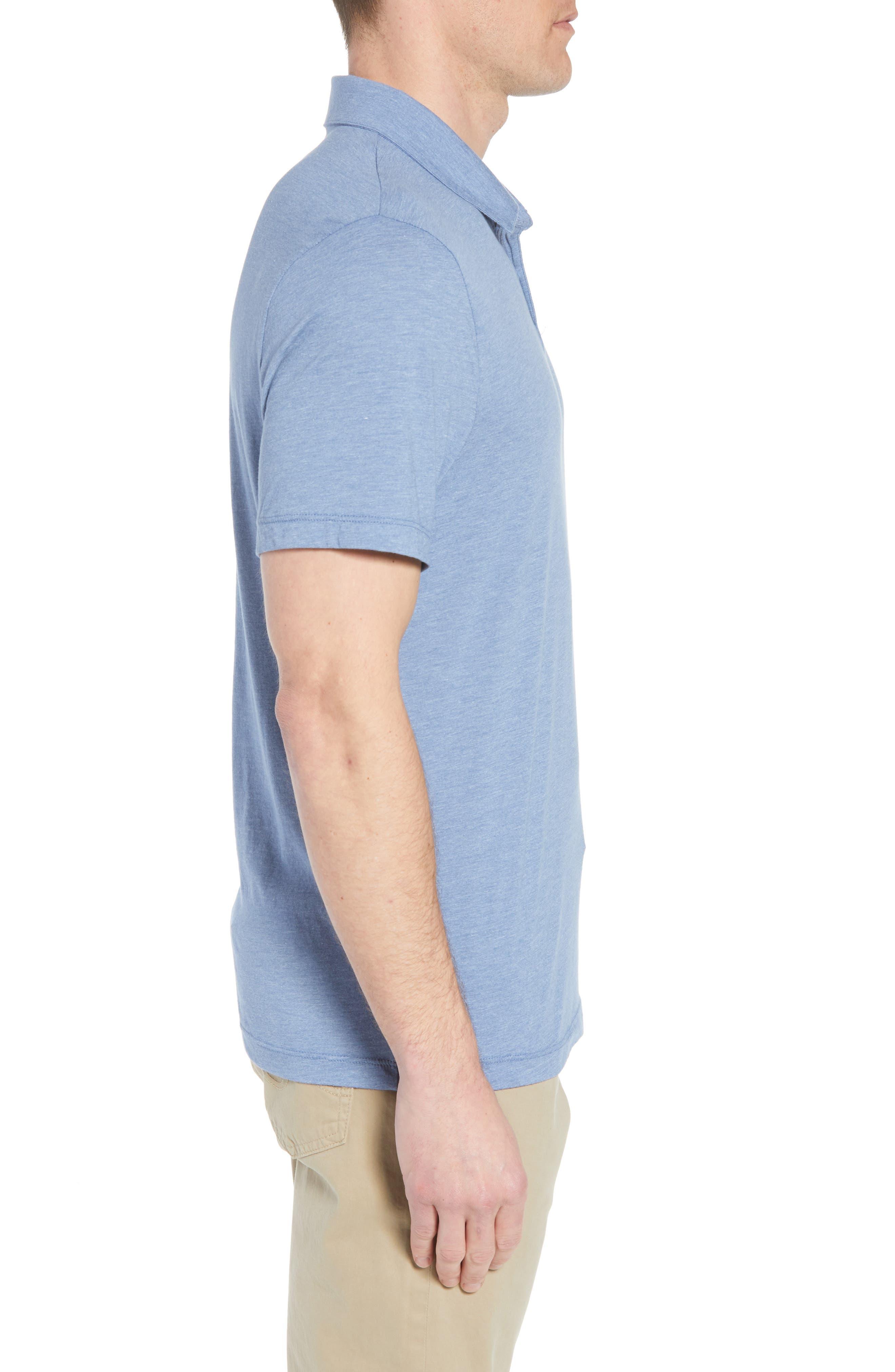Alternate Image 3  - James Perse Point Collar Polo (Men)
