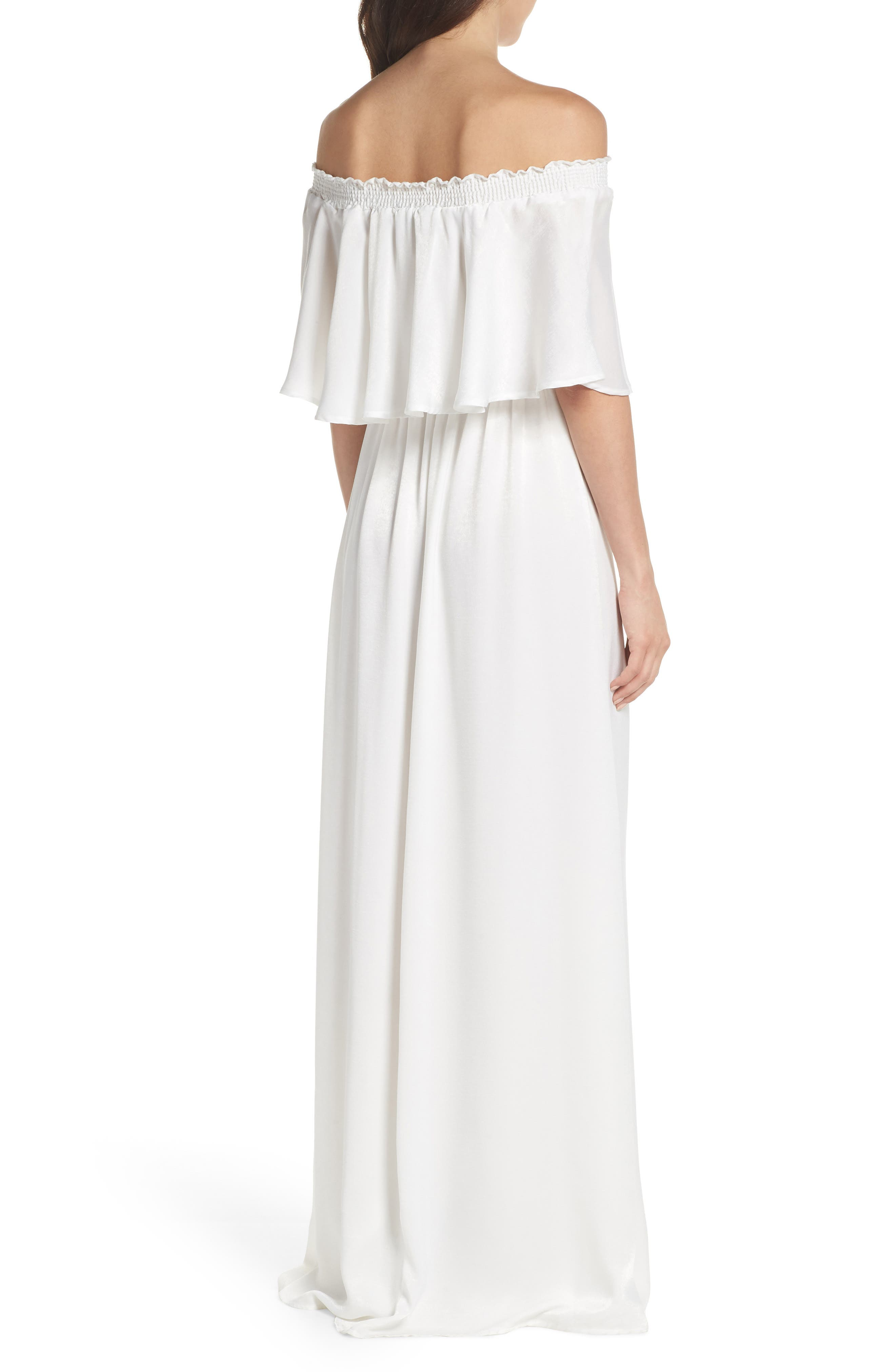 Alternate Image 2  - Show Me Your Mumu Hacienda Convertible Gown