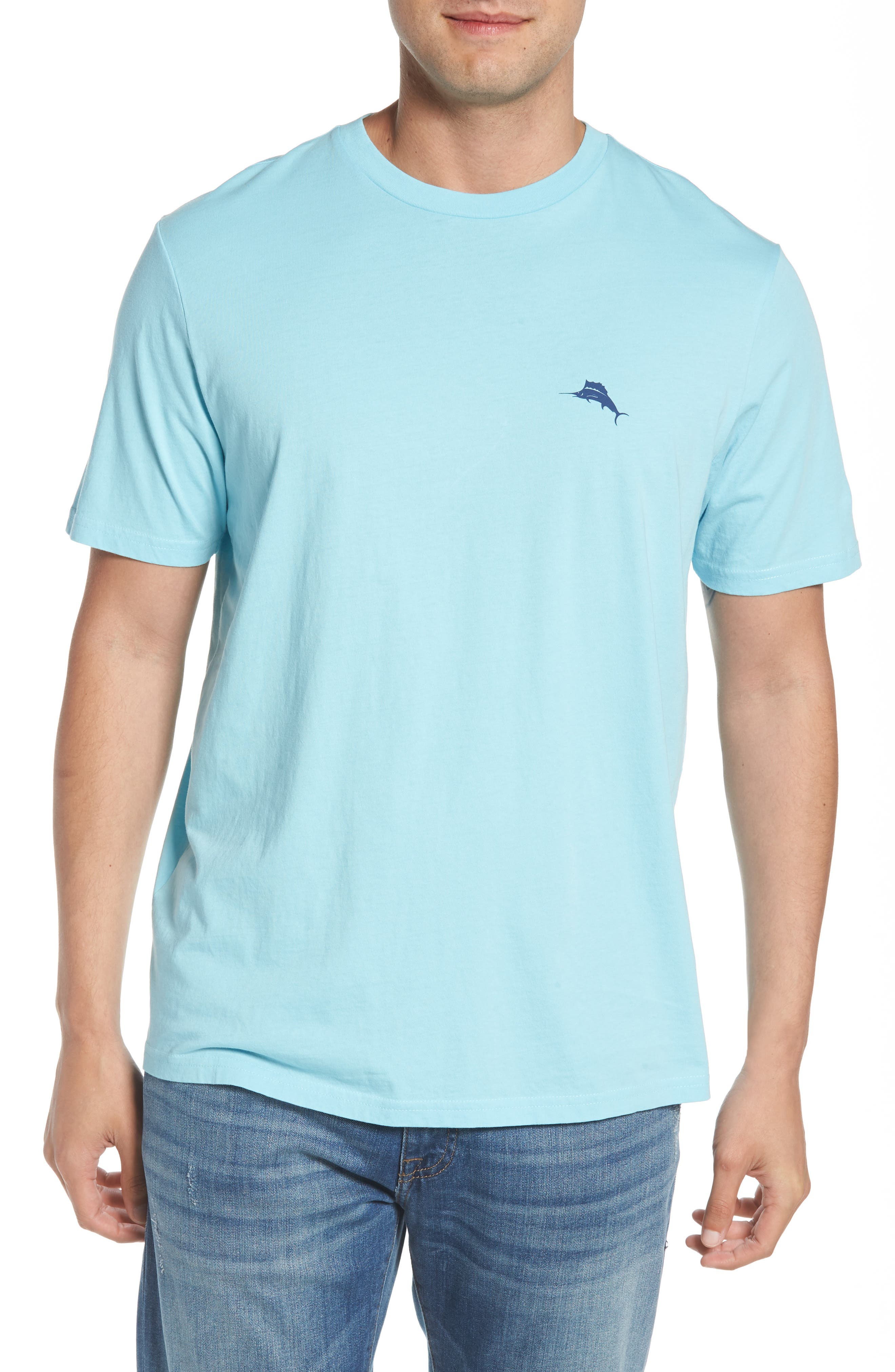 Tommy Bahama Followers on Line T-Shirt