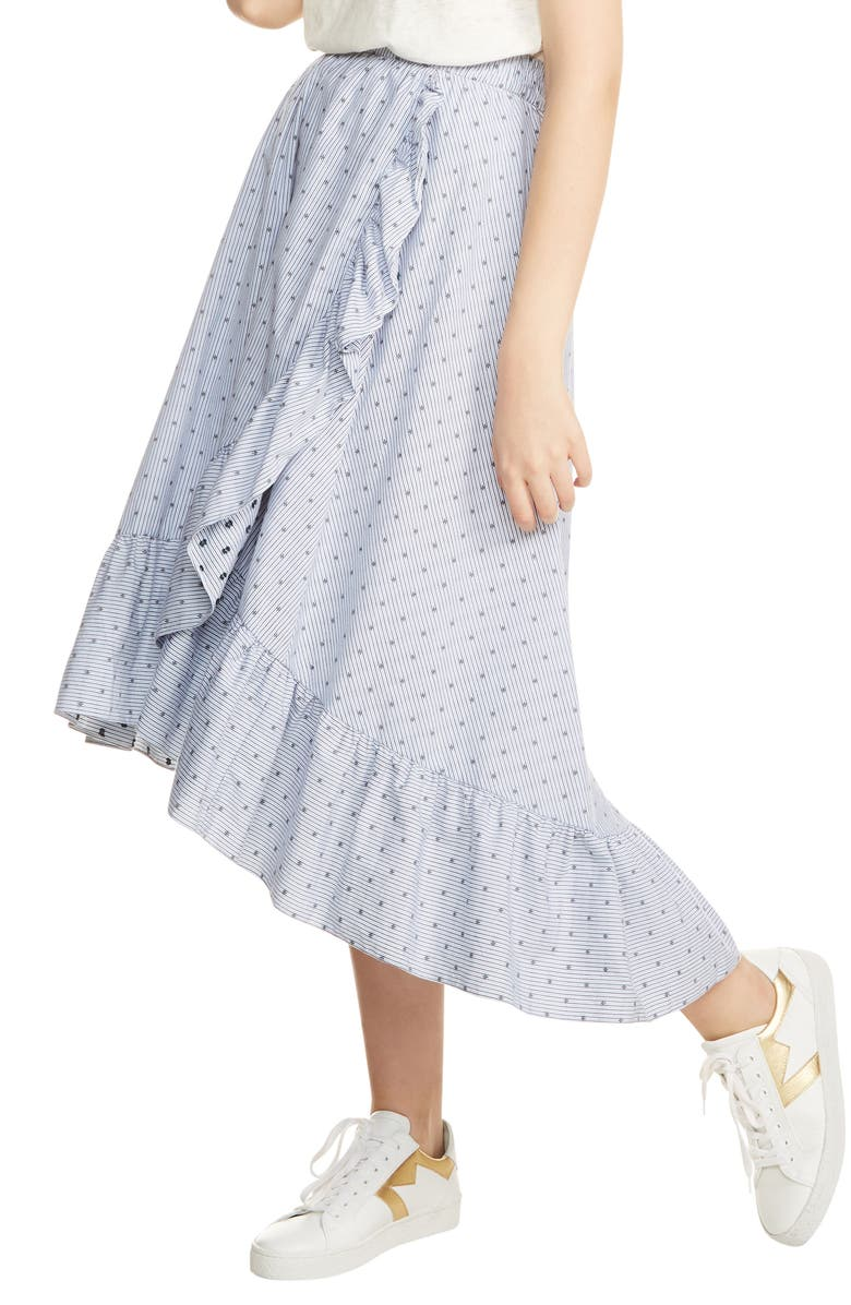 Johno Ruffle Prairie Skirt