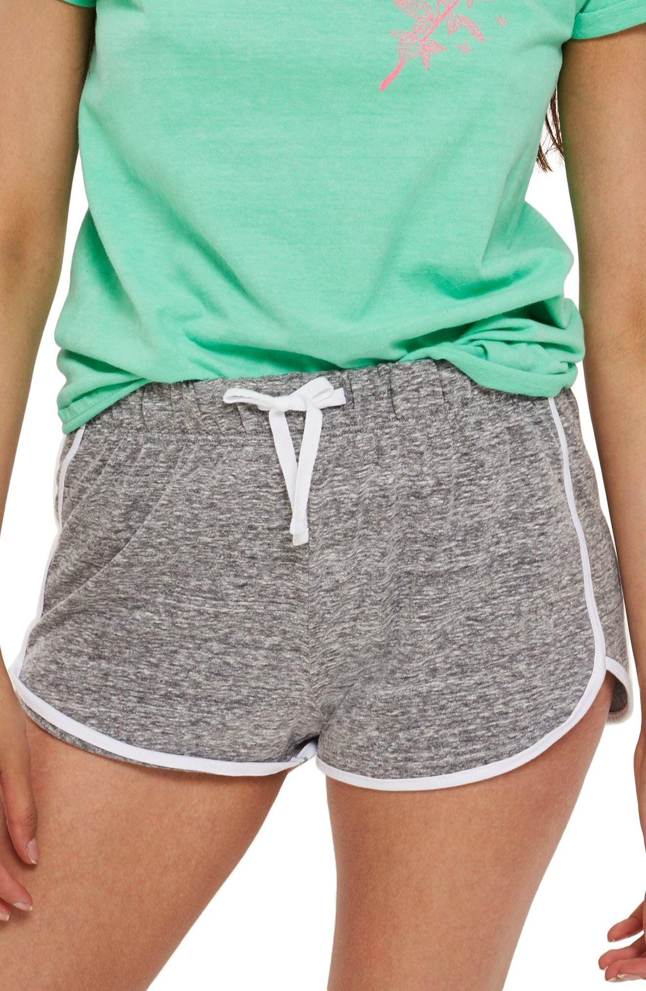 Main Image - Topshop Nep Runner Shorts