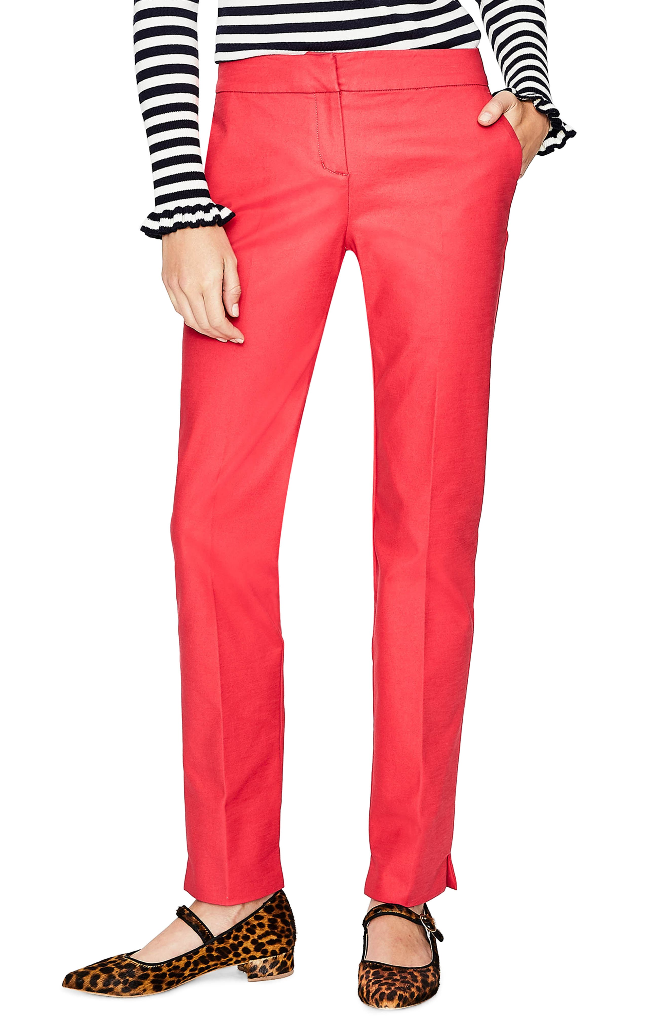 Boden Richmond Stretch Cotton Trousers