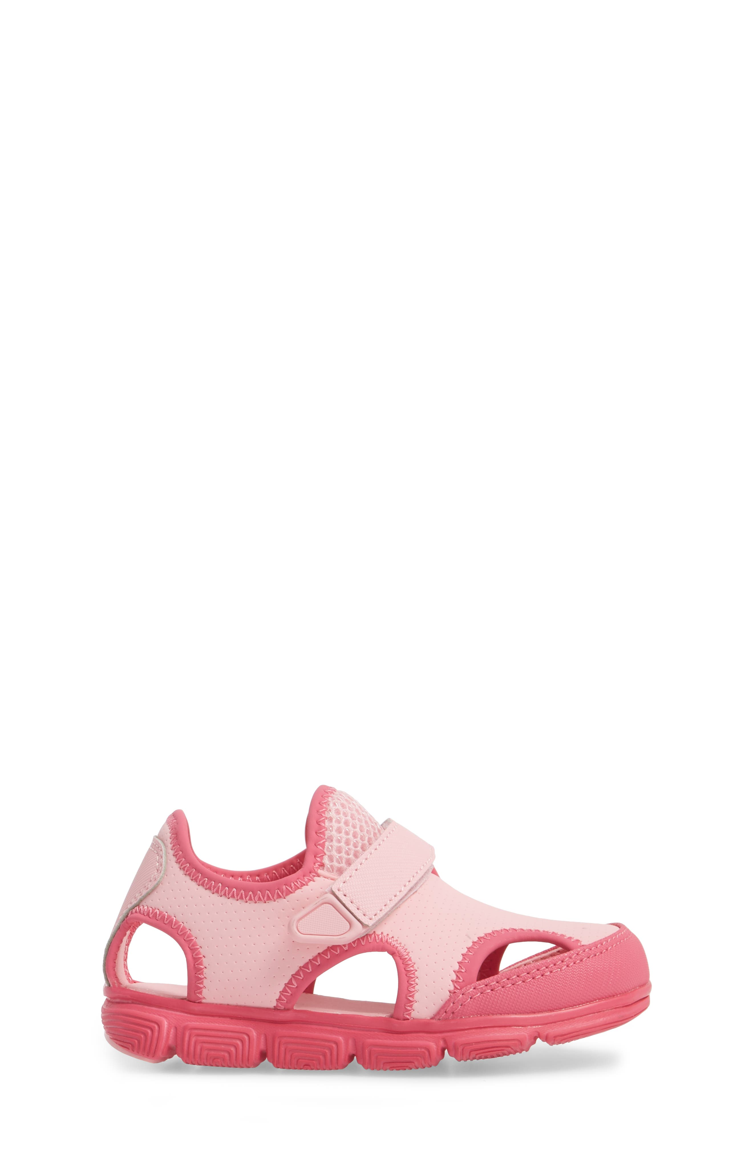 Sophie Water Sandal,                             Alternate thumbnail 3, color,                             Pink/ Dark Pink