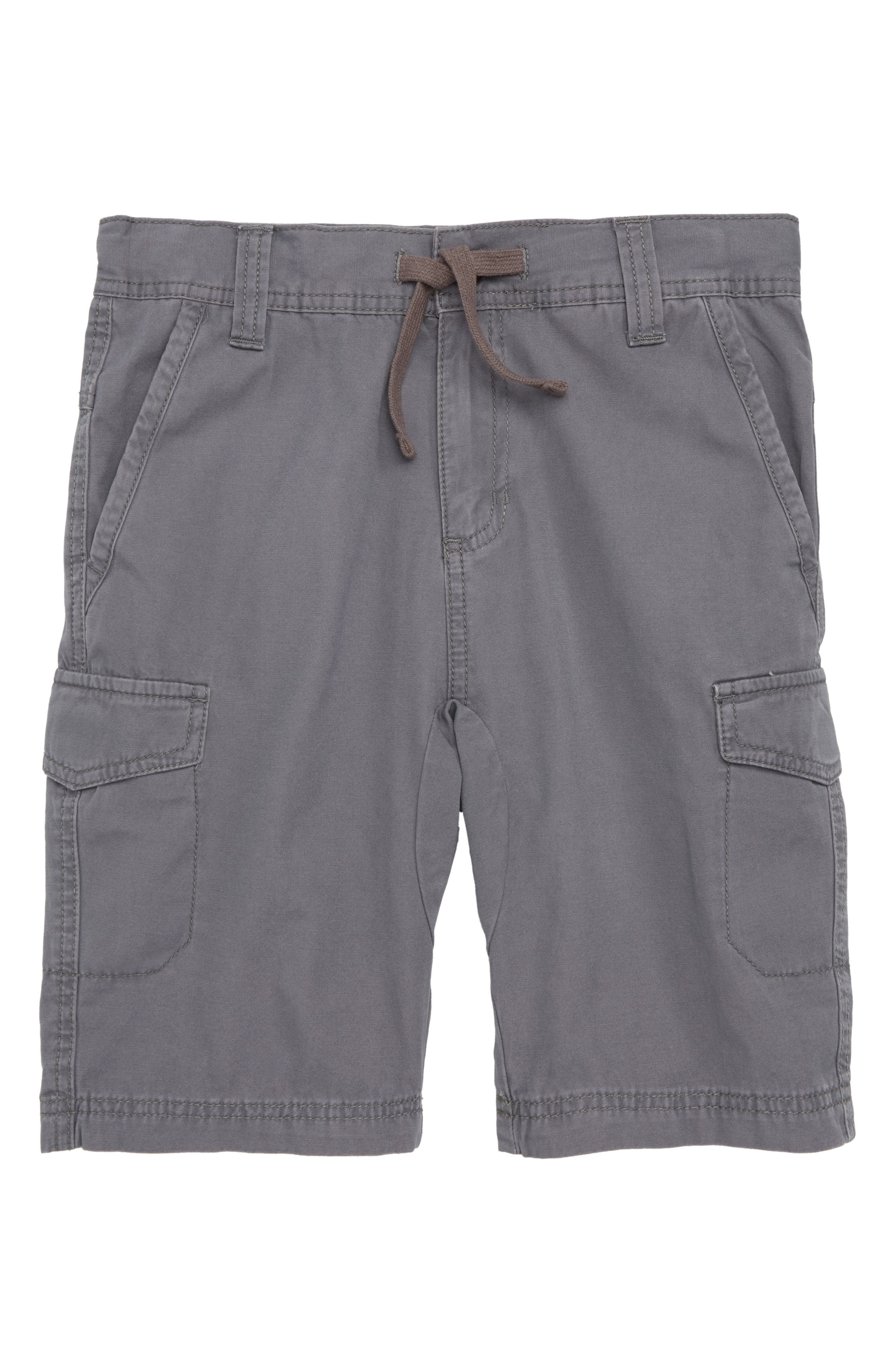 Utility Shorts,                             Main thumbnail 1, color,                             Grey Castlerock