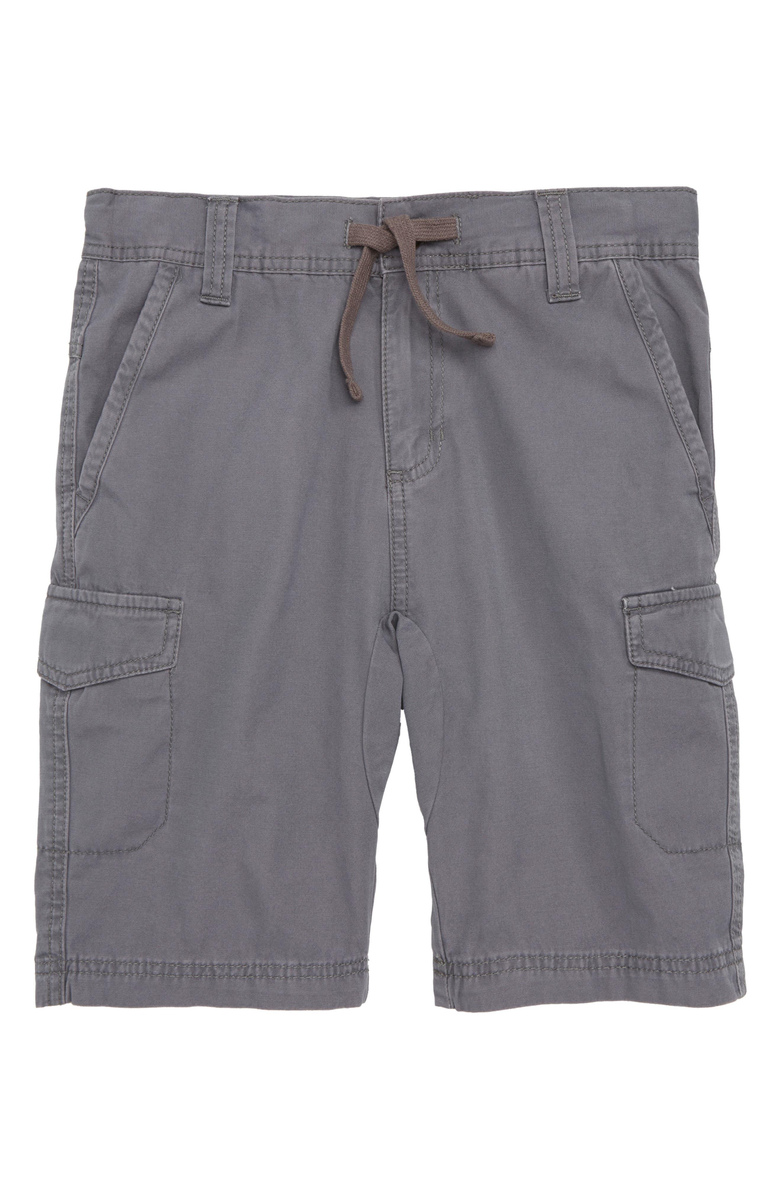 Utility Shorts,                         Main,                         color, Grey Castlerock
