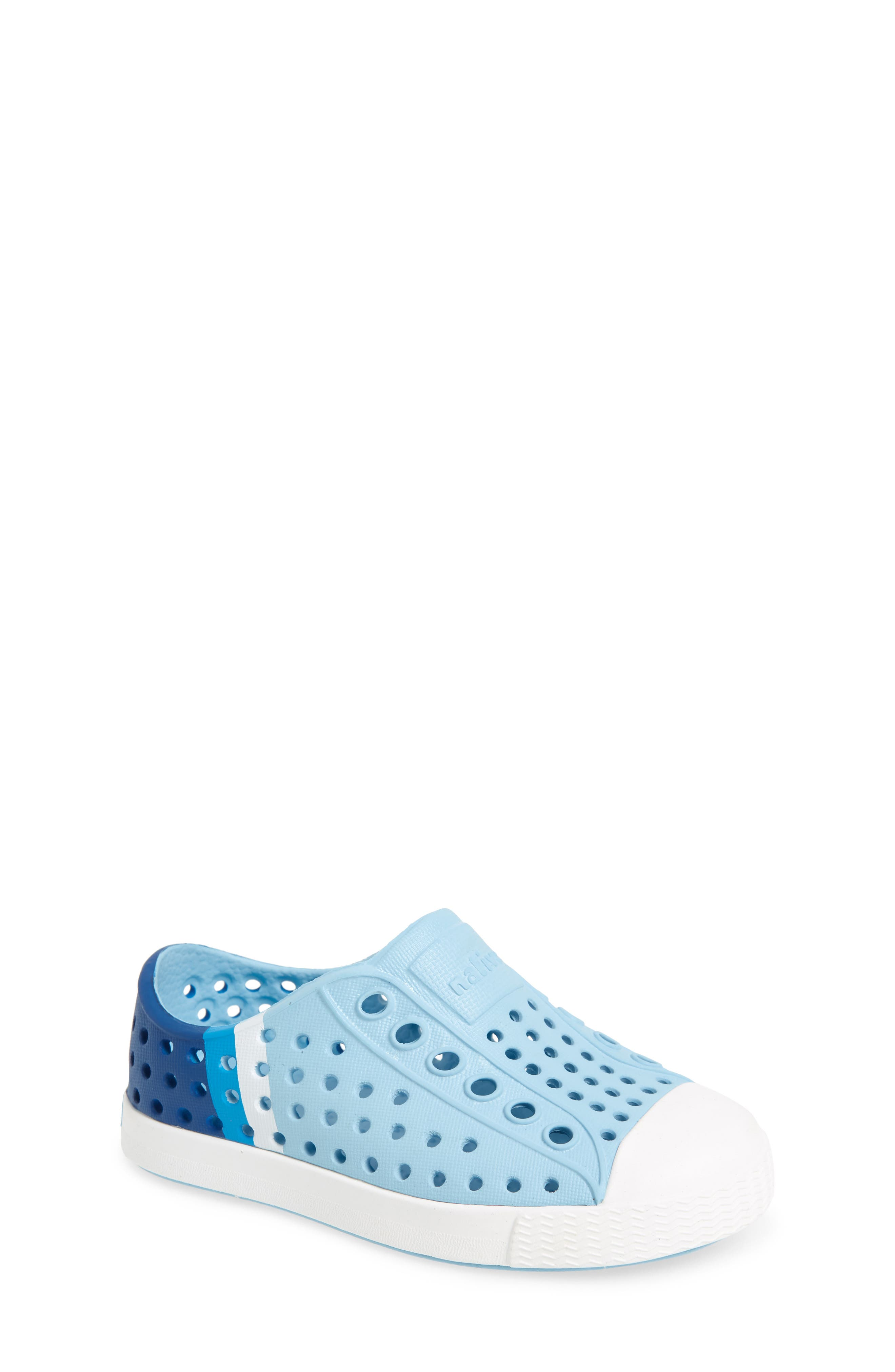 Native Shoes 'Jefferson' Water Friendly Slip-On Sneaker (Baby, Walker, Toddler, Little Kid & Big Kid)