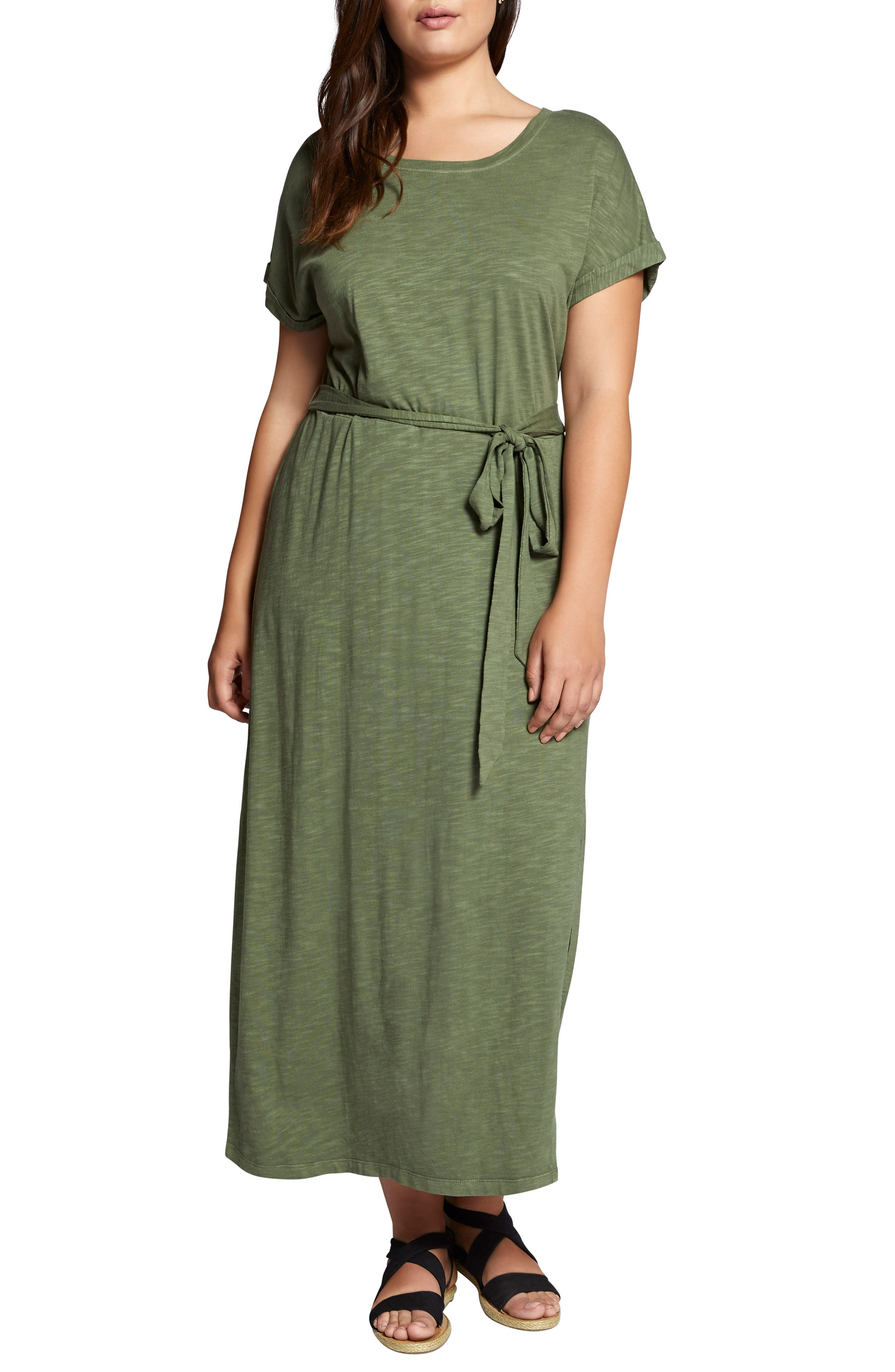 Sanctuary Isle Maxi Dress (Plus Size)