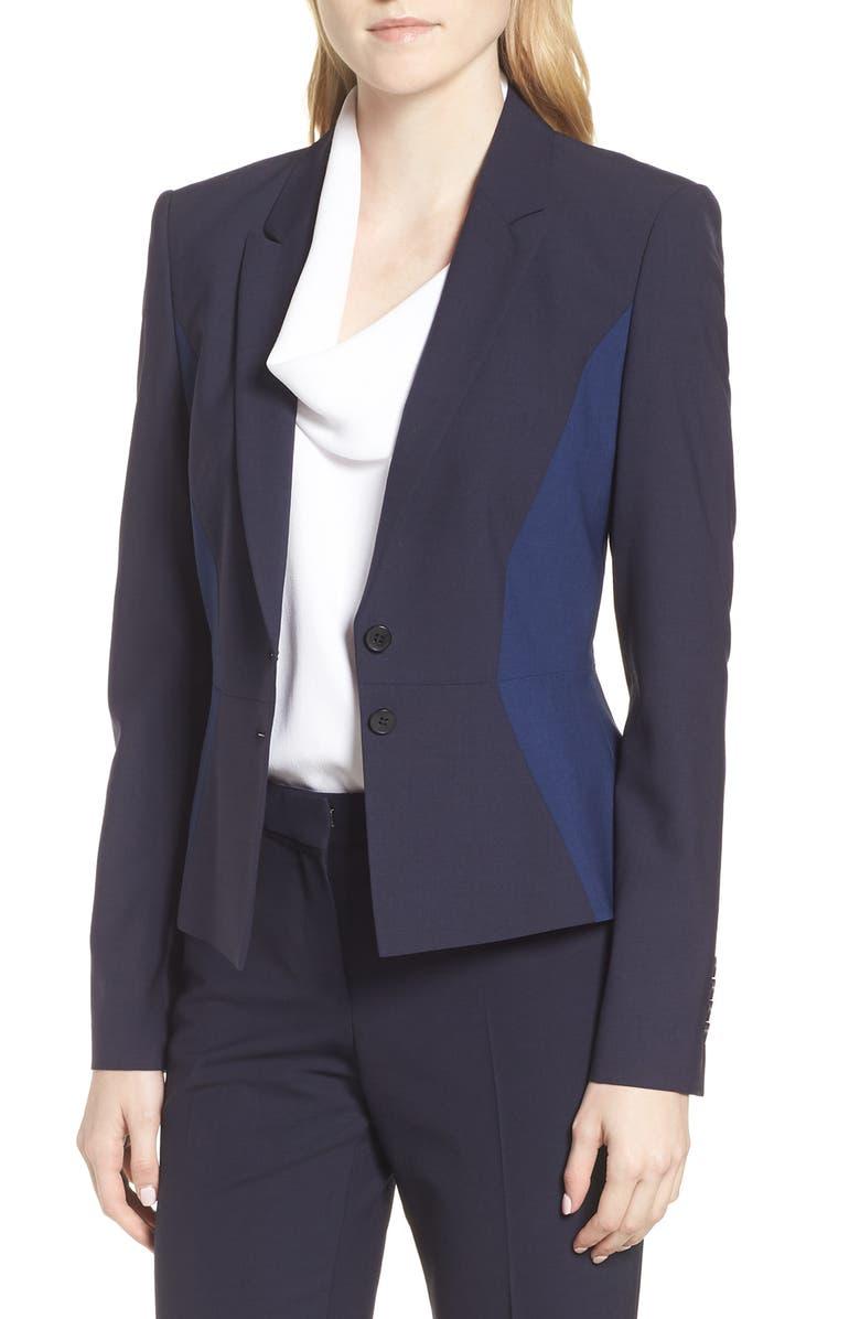 Jolia Patchwork Jacket