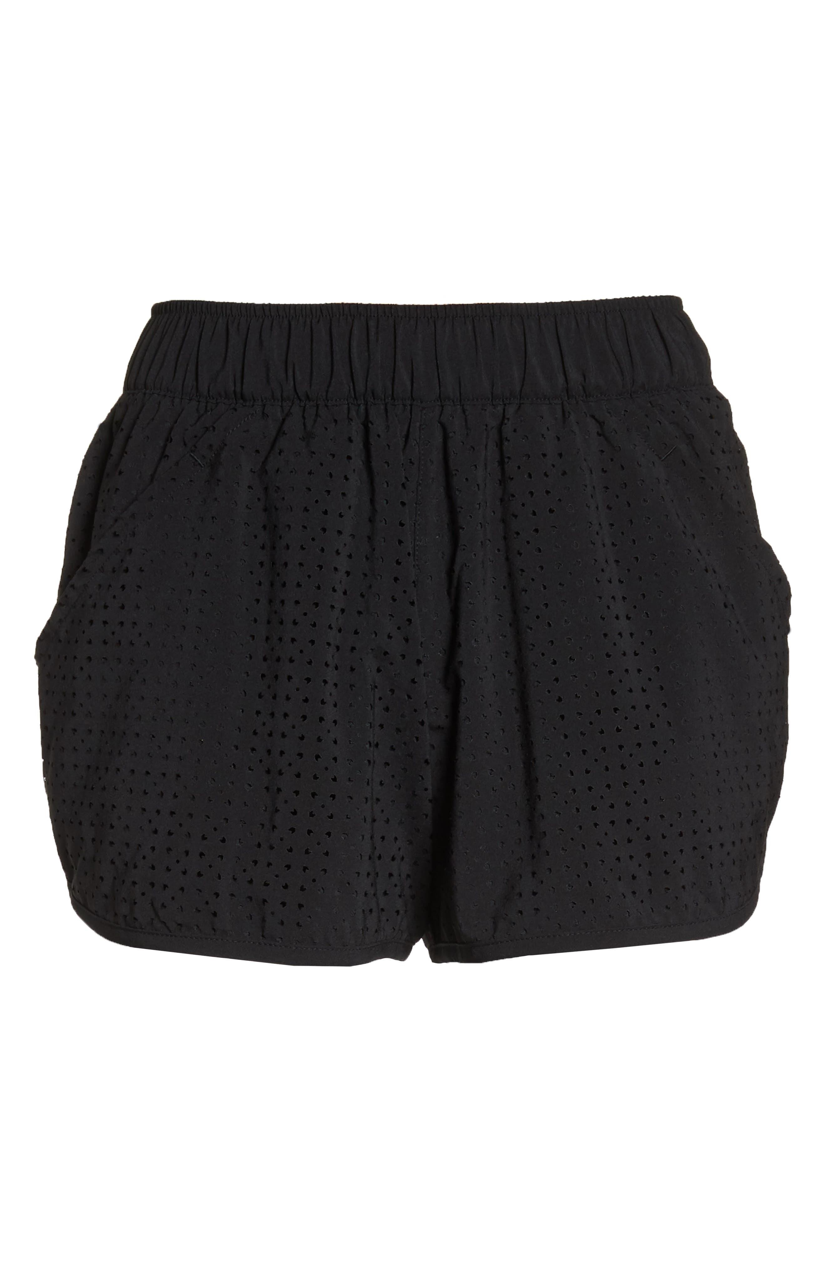 Punch Training Shorts,                             Alternate thumbnail 7, color,                             Puma Black