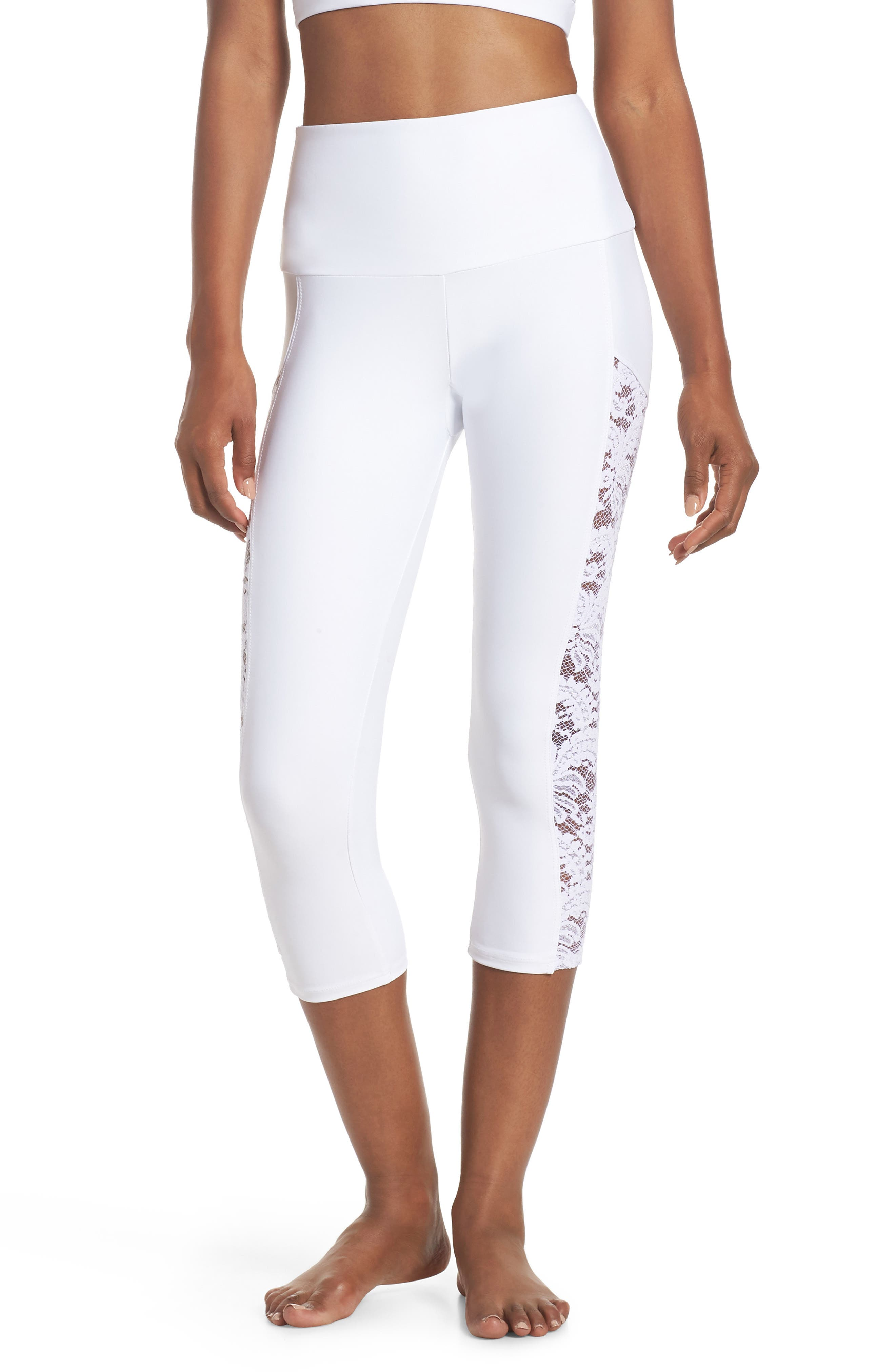 Alternate Image 1 Selected - Onzie High Waist Leggings