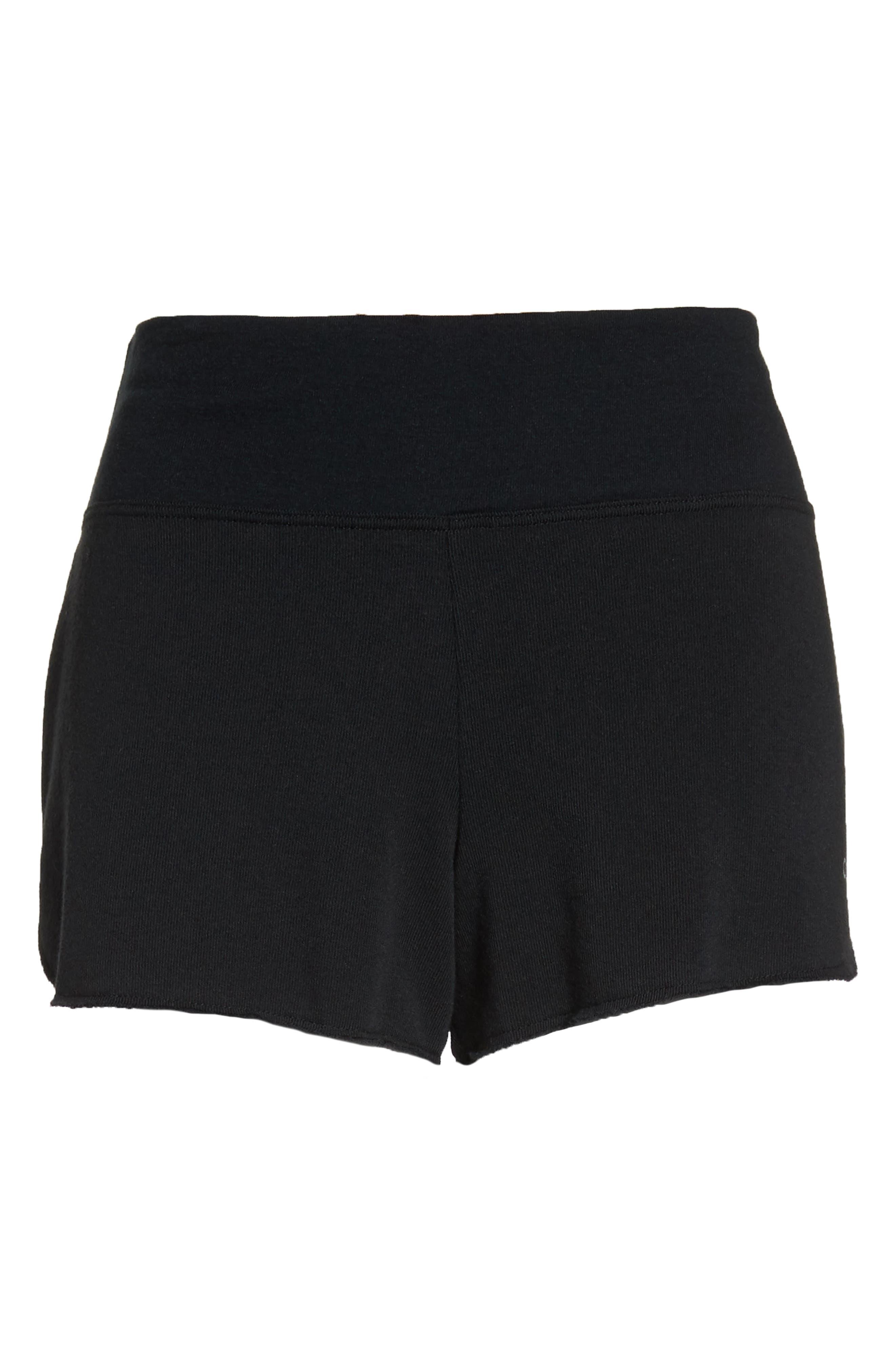 Boarder Shorts,                             Alternate thumbnail 6, color,                             Black