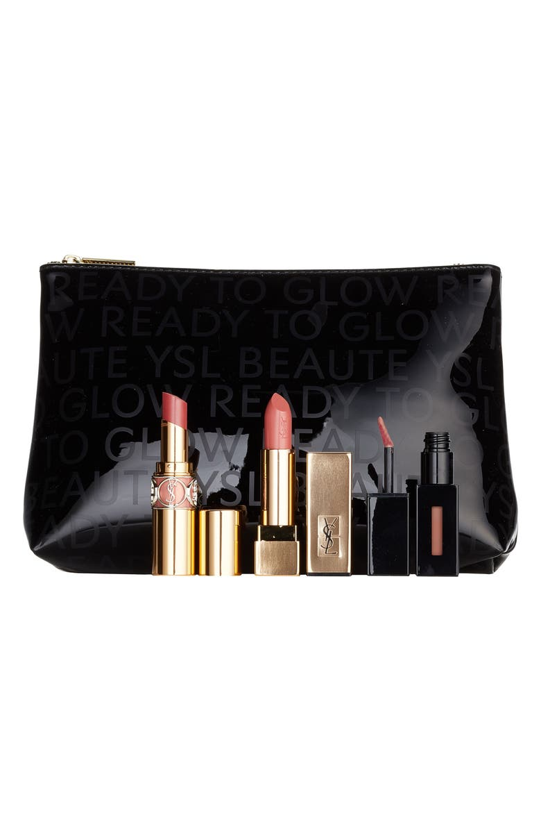 Yves Saint Laurent Nude Edition Lip Set ($110 Value) | Nordstrom