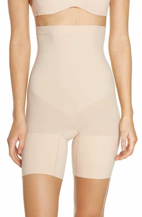 21d41dd4943 SPANX® Higher Power Mid-Thigh Shaping Shorts (Regular   Plus Size)