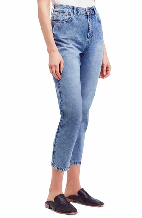 42146e1b074f We the Free by Free People Mom Ankle Jeans