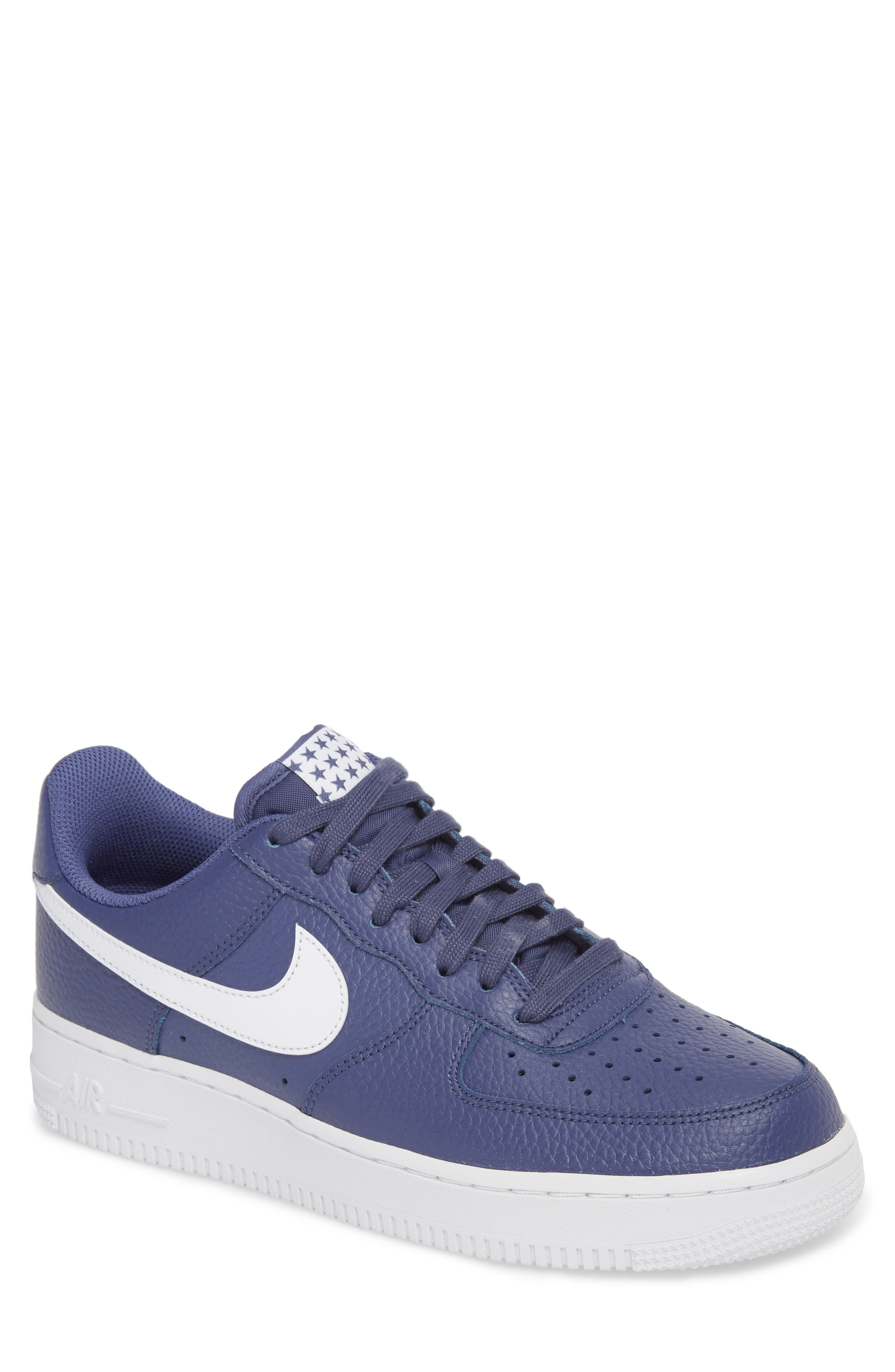 Alternate Image 1 Selected - Nike Air Force 1 07 Sneaker (Men)