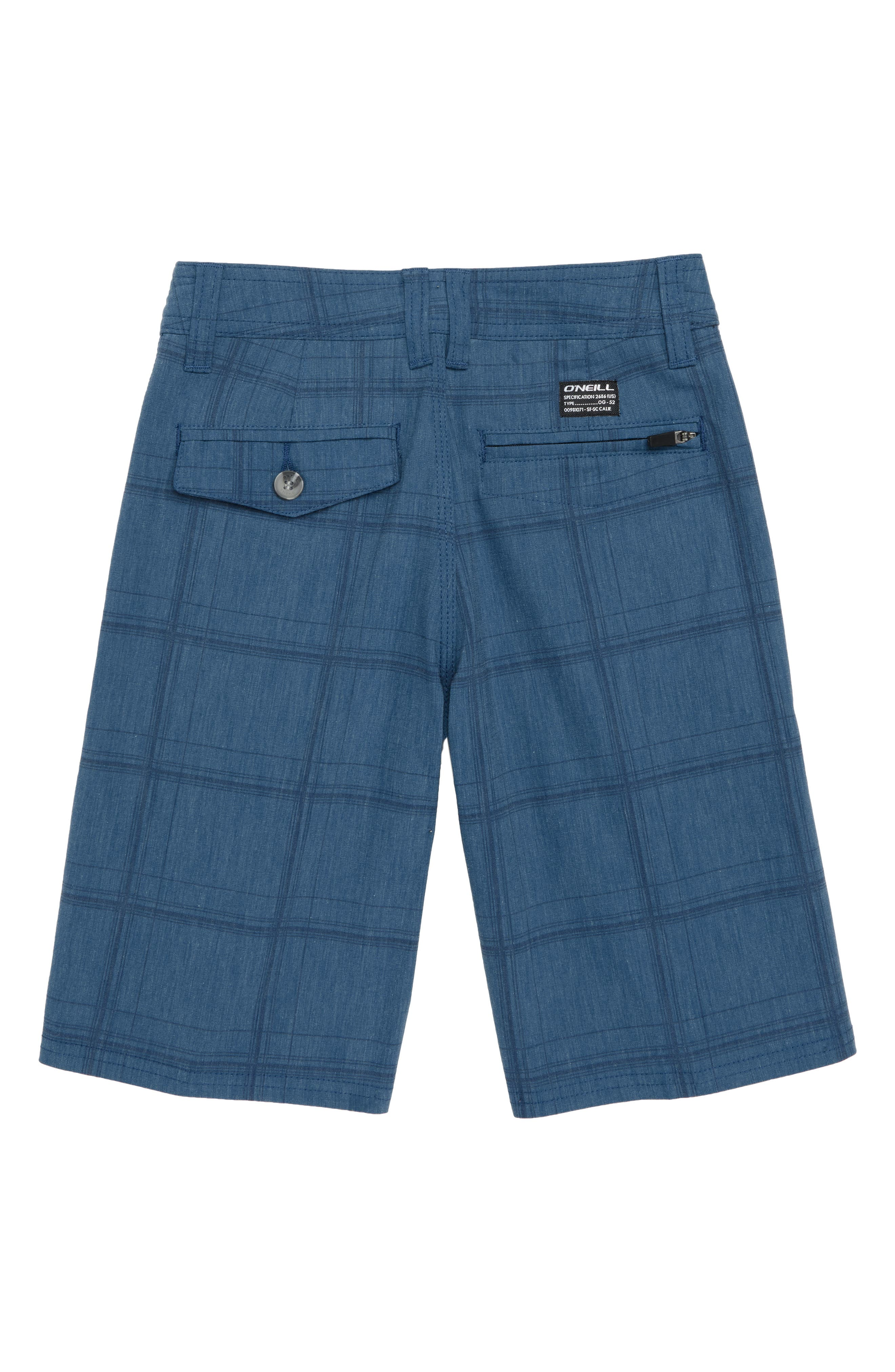 Mixed Hybrid Shorts,                             Alternate thumbnail 2, color,                             Dark Blue
