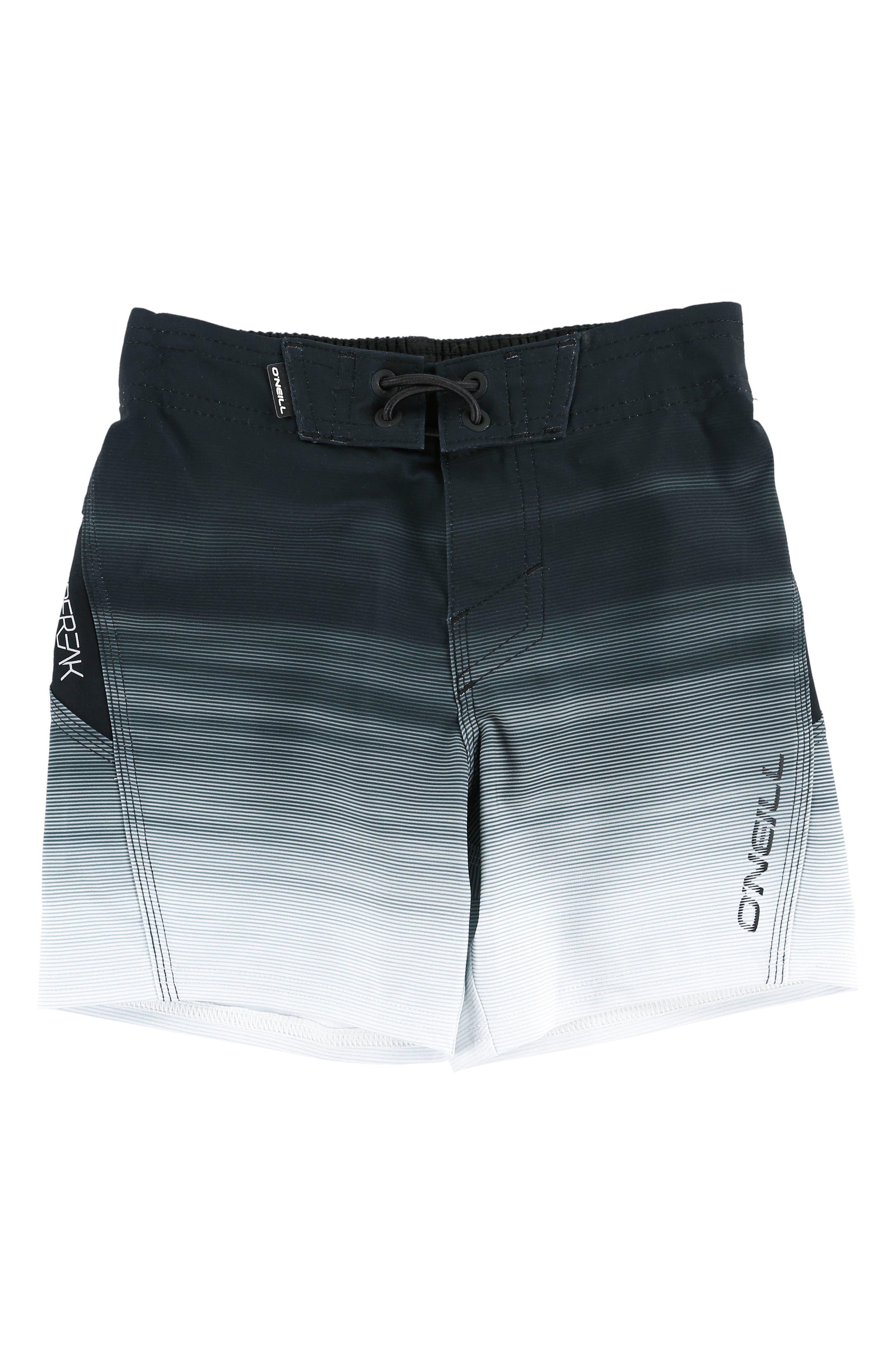 Sneakyfreak Mysto Board Shorts,                         Main,                         color, Black