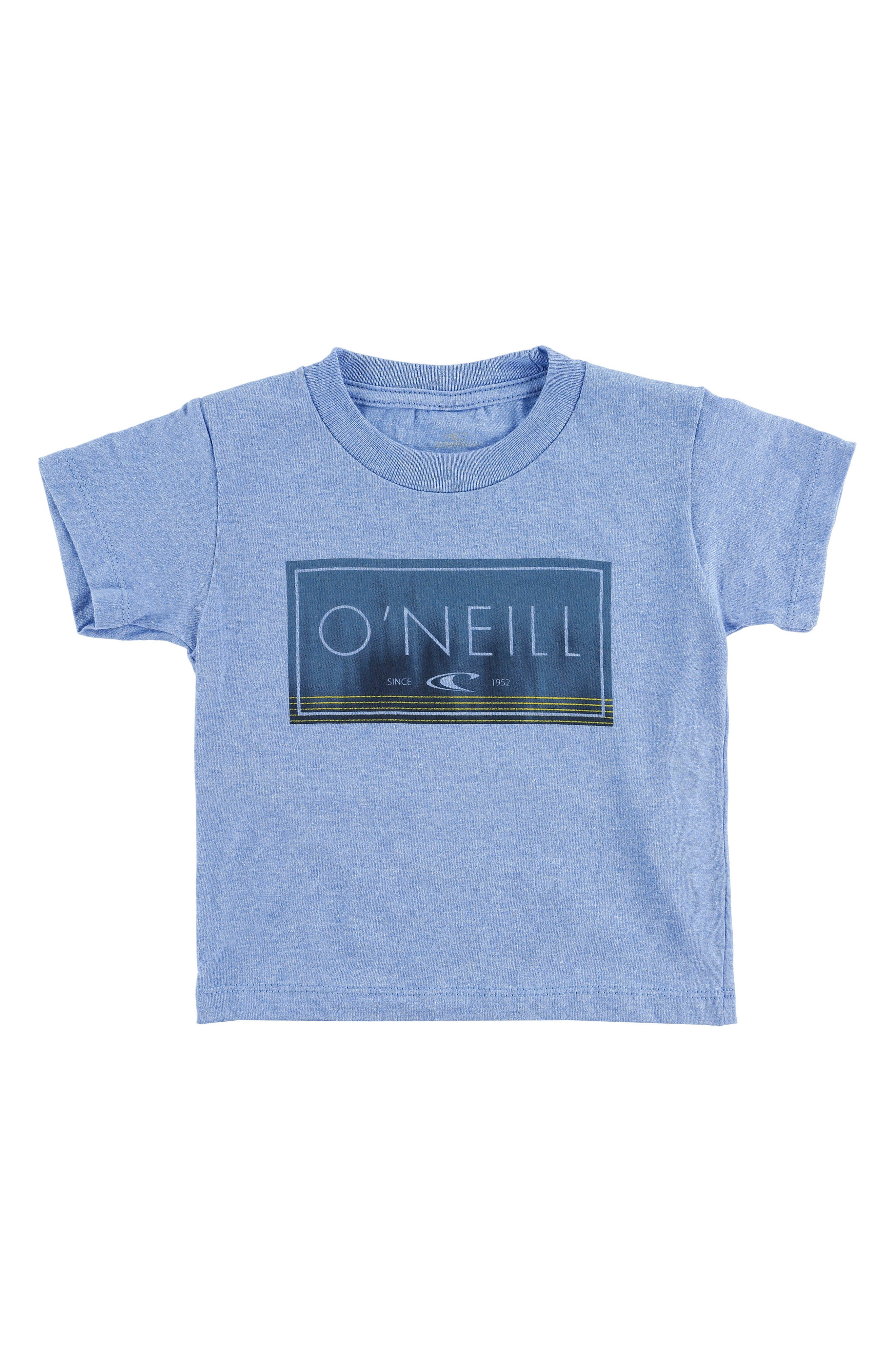 Arts Graphic T-Shirt,                         Main,                         color, Heather Light Blue
