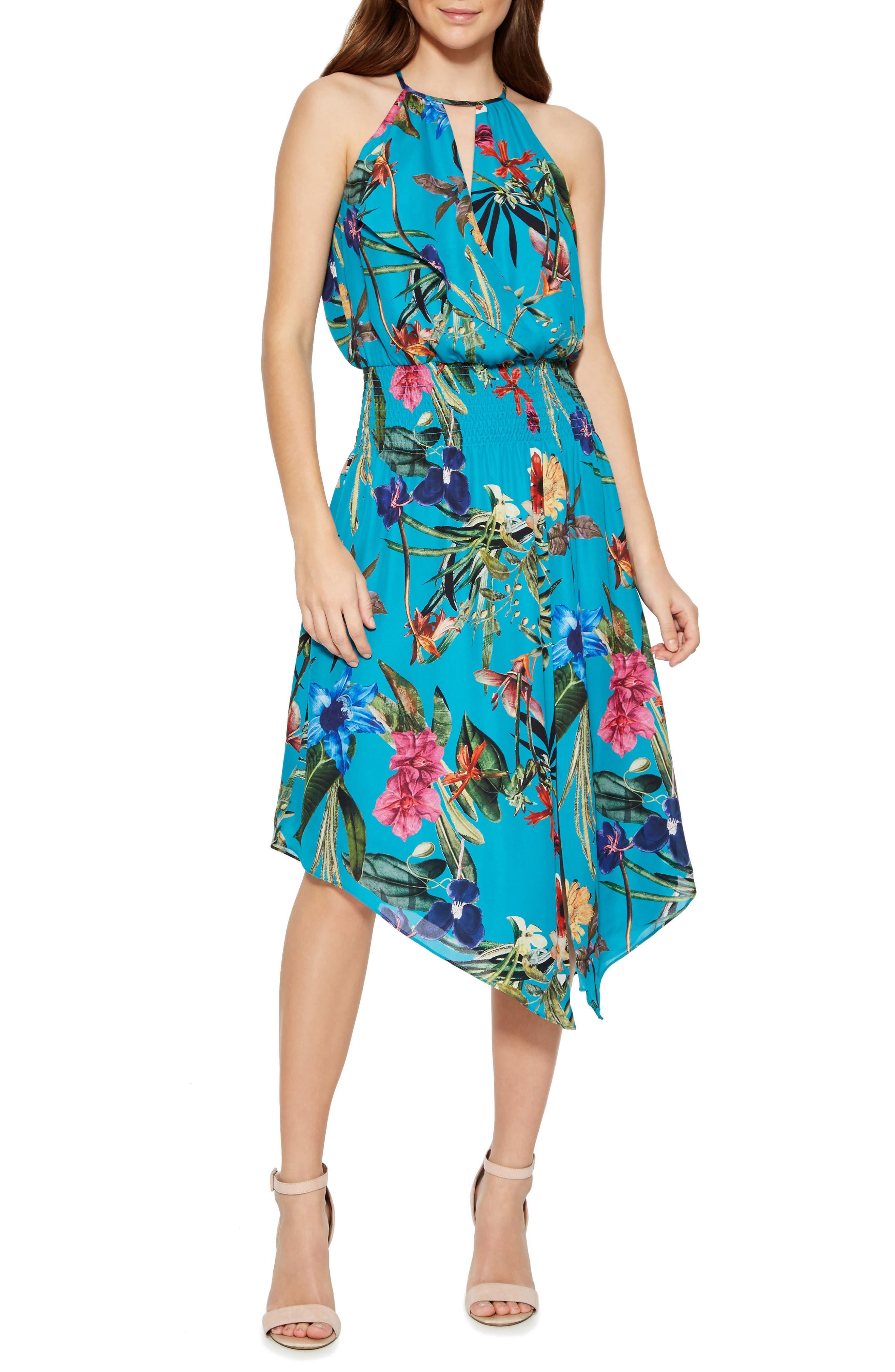Parker Herley Silk Dress