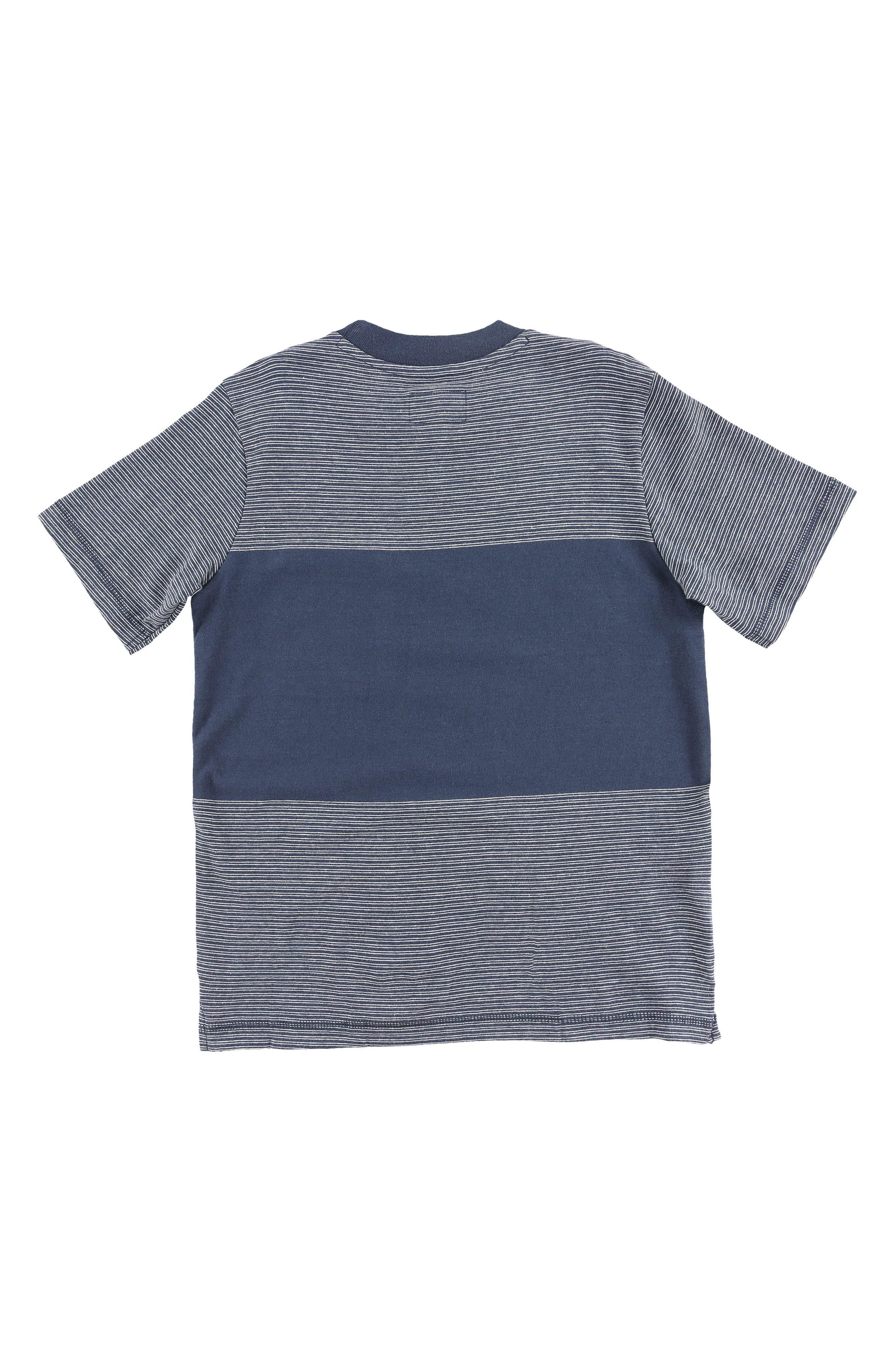 Bernardo T-Shirt,                             Alternate thumbnail 2, color,                             Navy